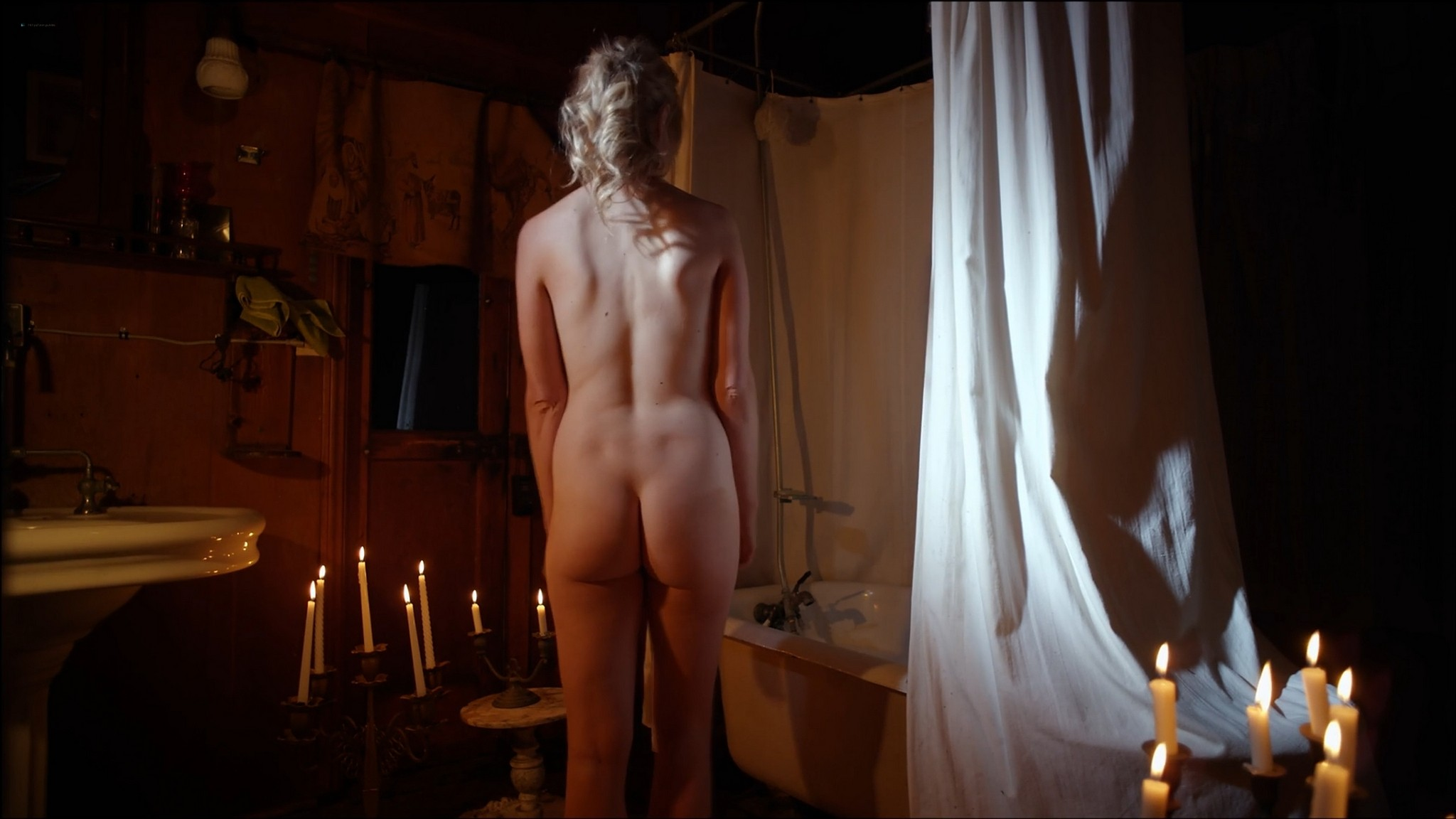 Mindy Robinson see through Christina Collard nude Dracula The Impaler 2013 1080p BluRay 4