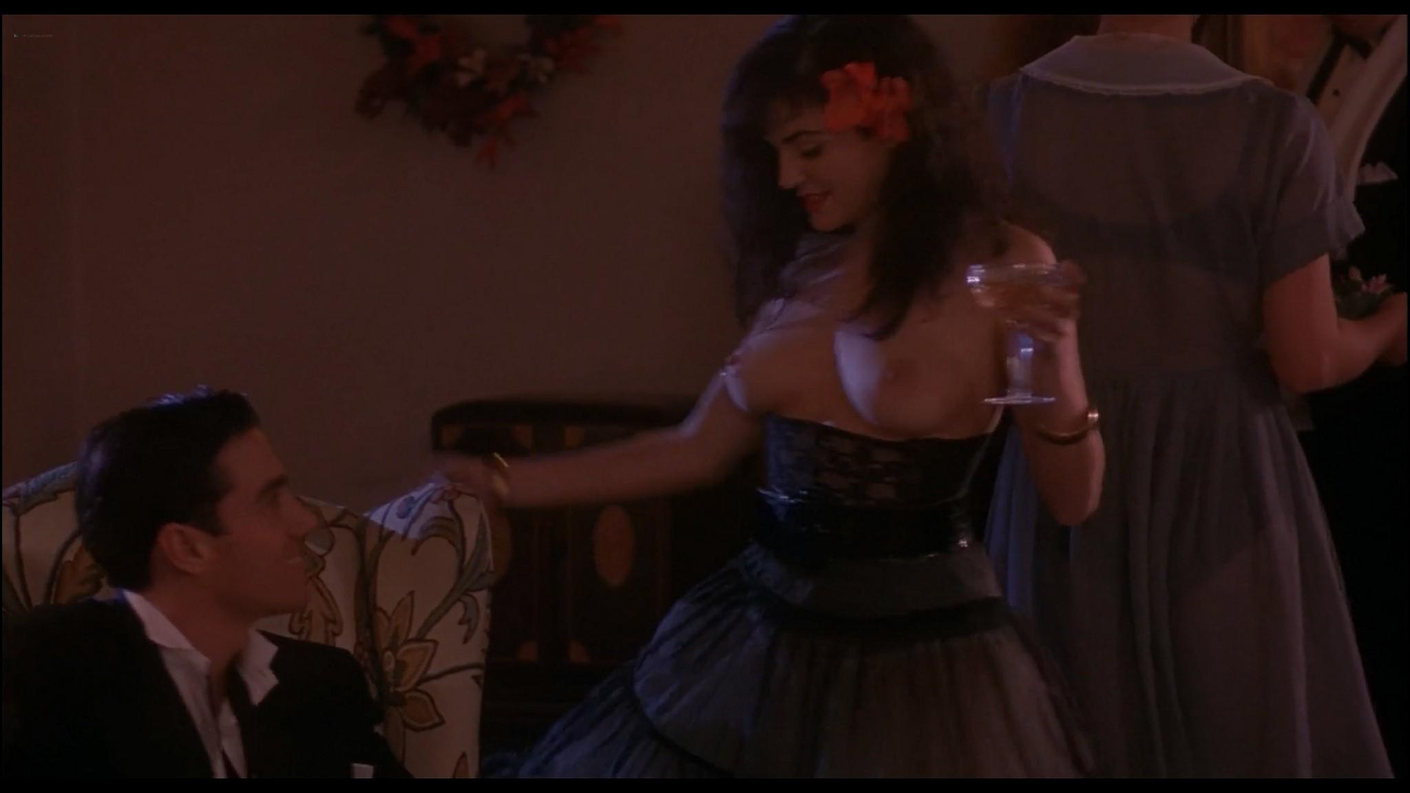 Nina Siemaszko nude sex Lydie Denier Gloria Reuben and others nude sex Wild Orchid 2 1992 1080p BluRay 10