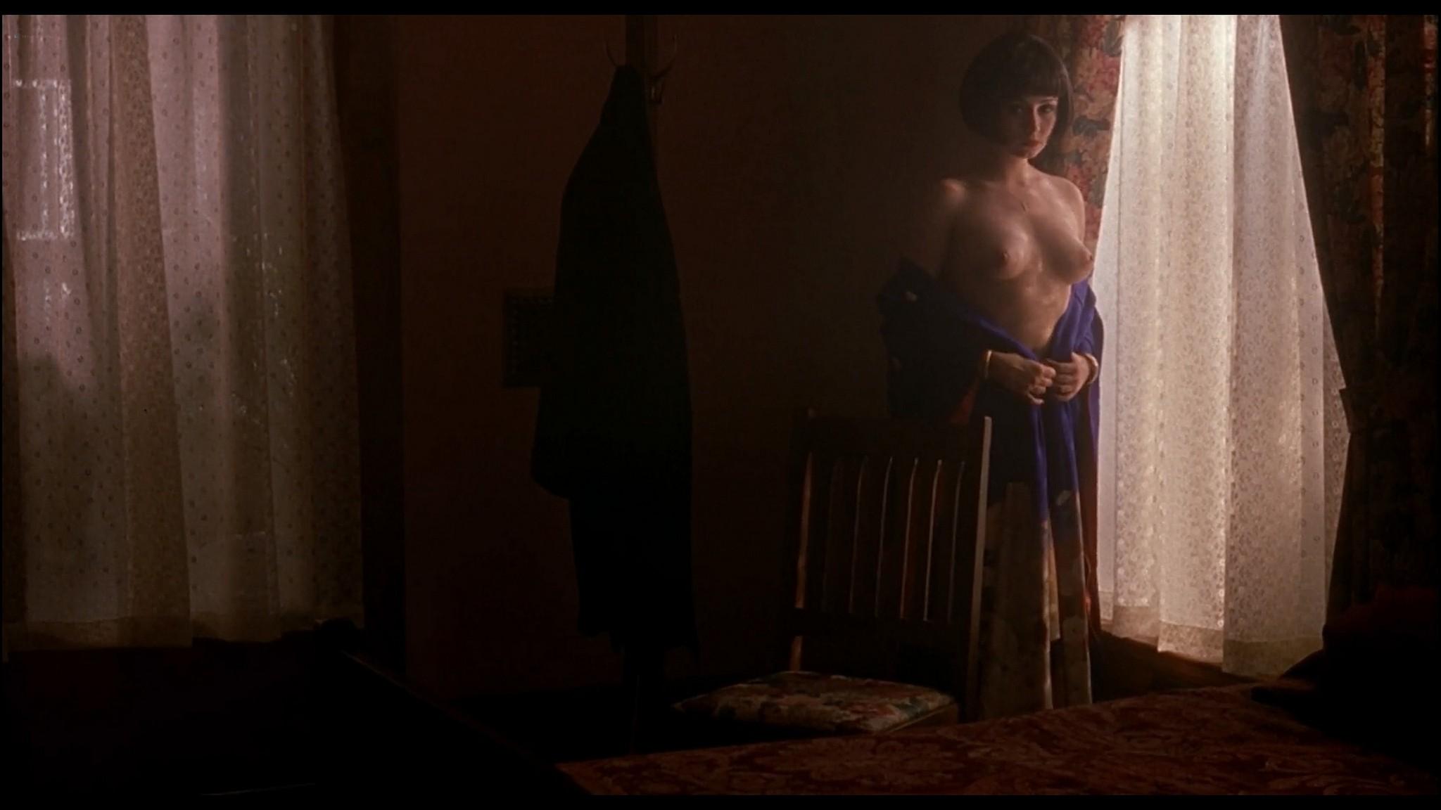 Nina Siemaszko nude sex Lydie Denier Gloria Reuben and others nude sex Wild Orchid 2 1992 1080p BluRay 13