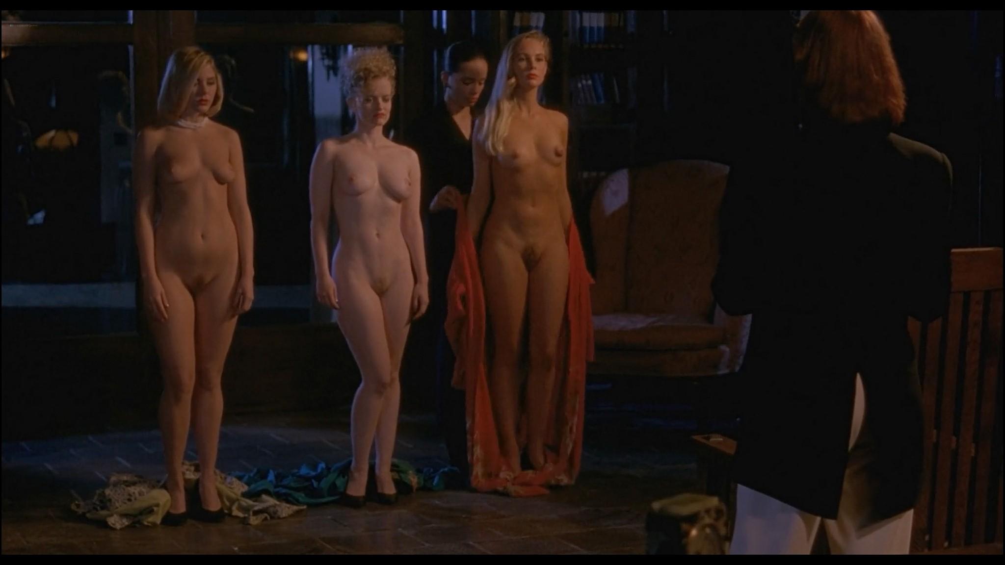 Nina Siemaszko nude sex Lydie Denier Gloria Reuben and others nude sex Wild Orchid 2 1992 1080p BluRay 19