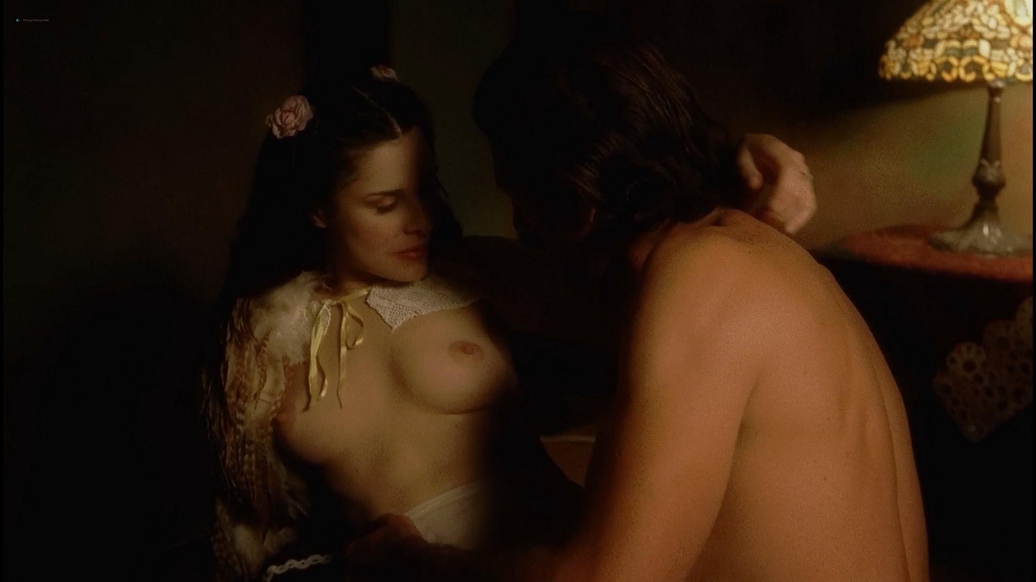Serena Scott Thomas nude sex Sarah Lassez and others nude too Brothel 2008 1080p Web 9