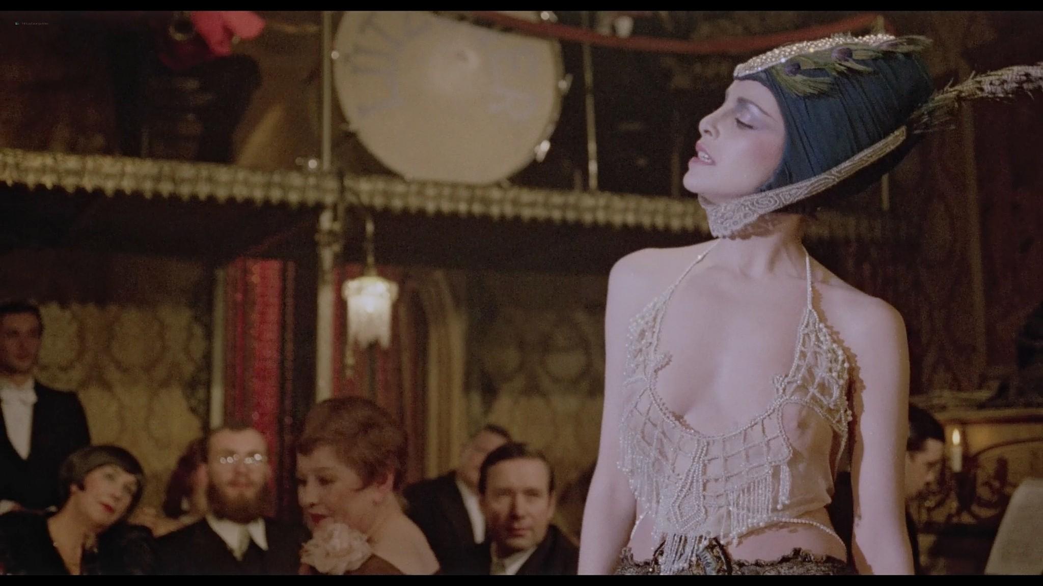 Sydne Rome hot see through and sexy Just a Gigolo 1978 1080p BluRay 10