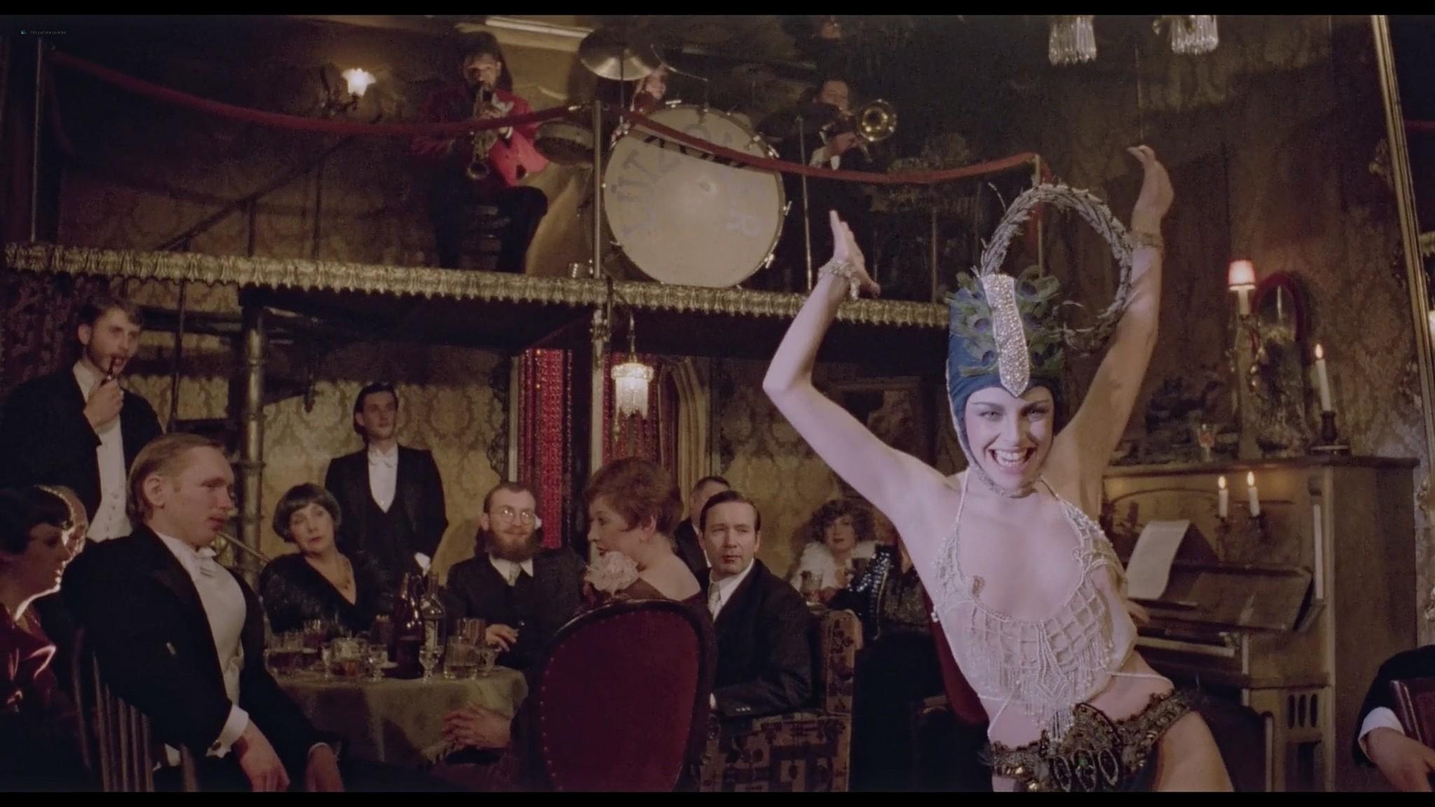 Sydne Rome hot see through and sexy Just a Gigolo 1978 1080p BluRay 12