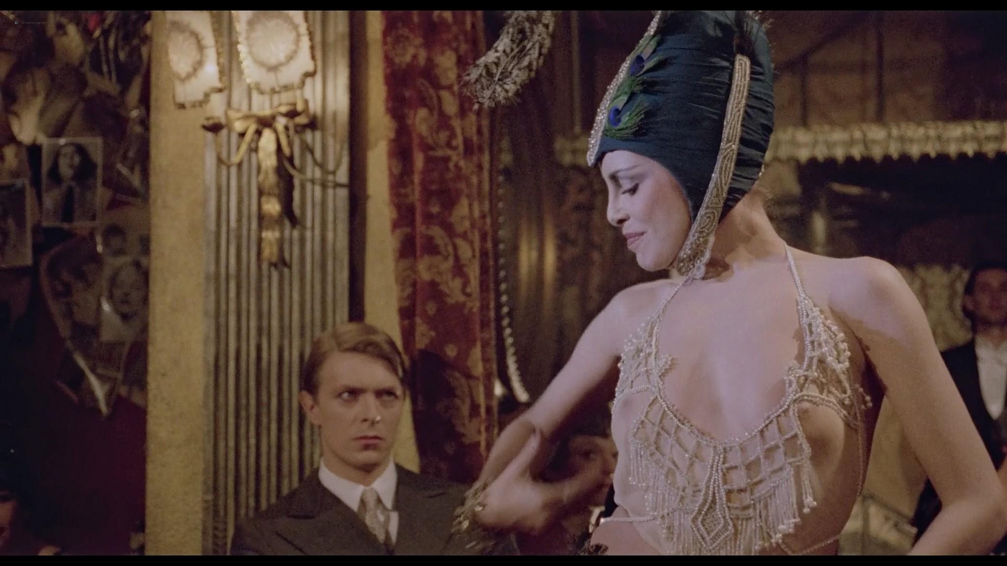 Sydne Rome hot see through and sexy Just a Gigolo 1978 1080p BluRay 13