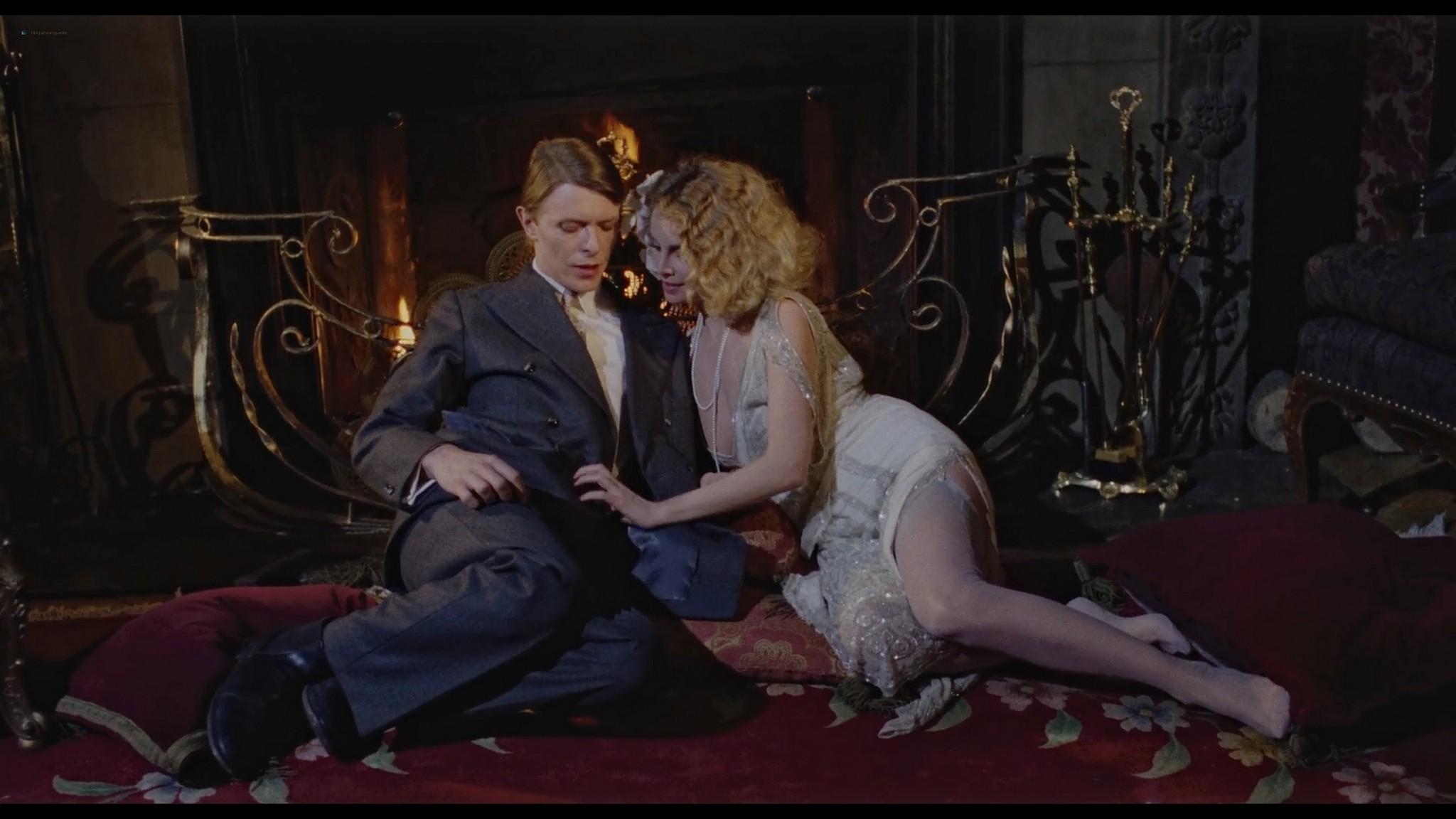 Sydne Rome hot see through and sexy Just a Gigolo 1978 1080p BluRay 15