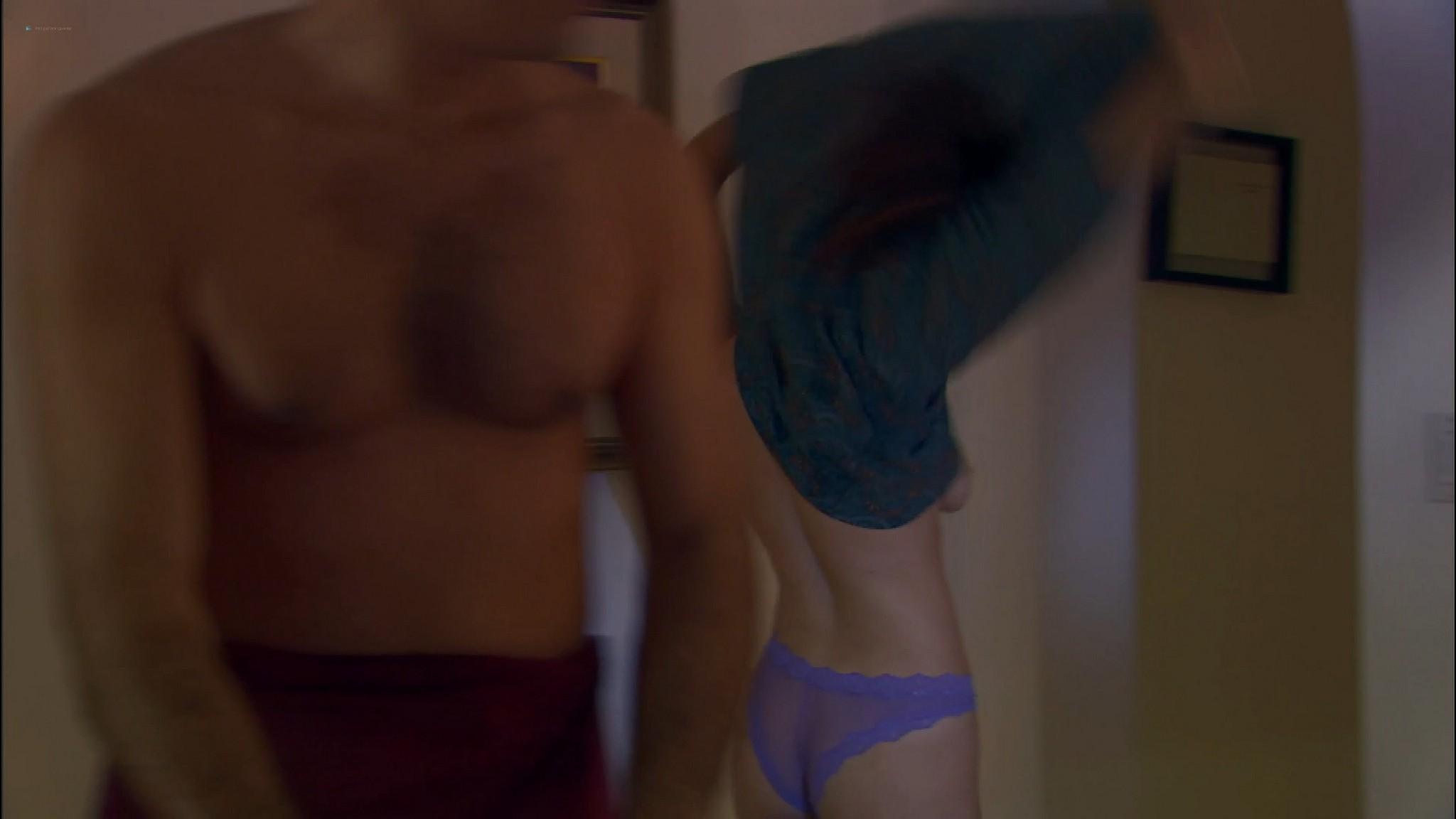 Tiffany Shepis nude Blythe Metz nude too Nightmare Man 2006 1080p Web