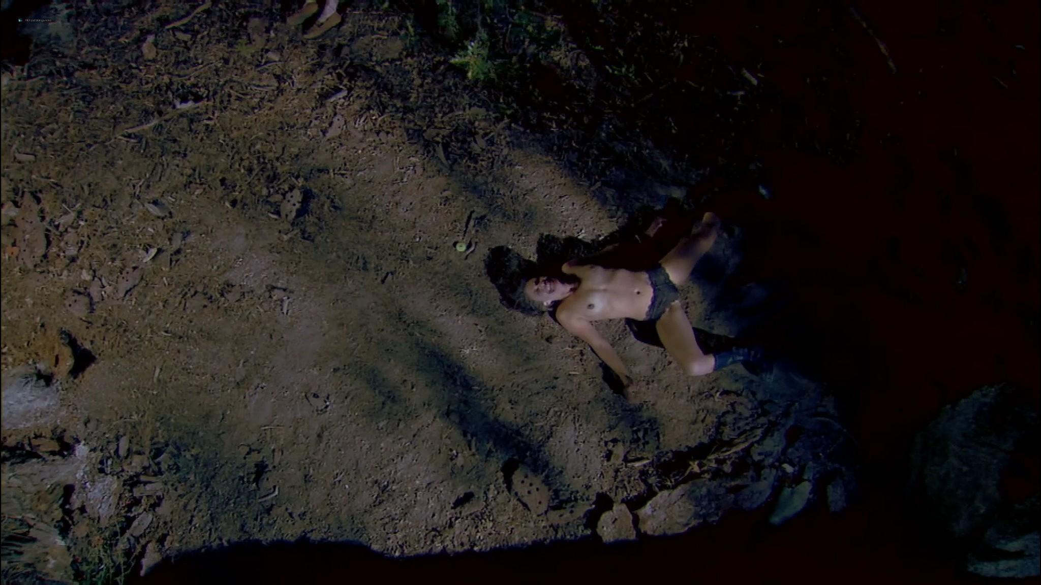 Tiffany Shepis nude Blythe Metz nude too Nightmare Man 2006 1080p Web 14