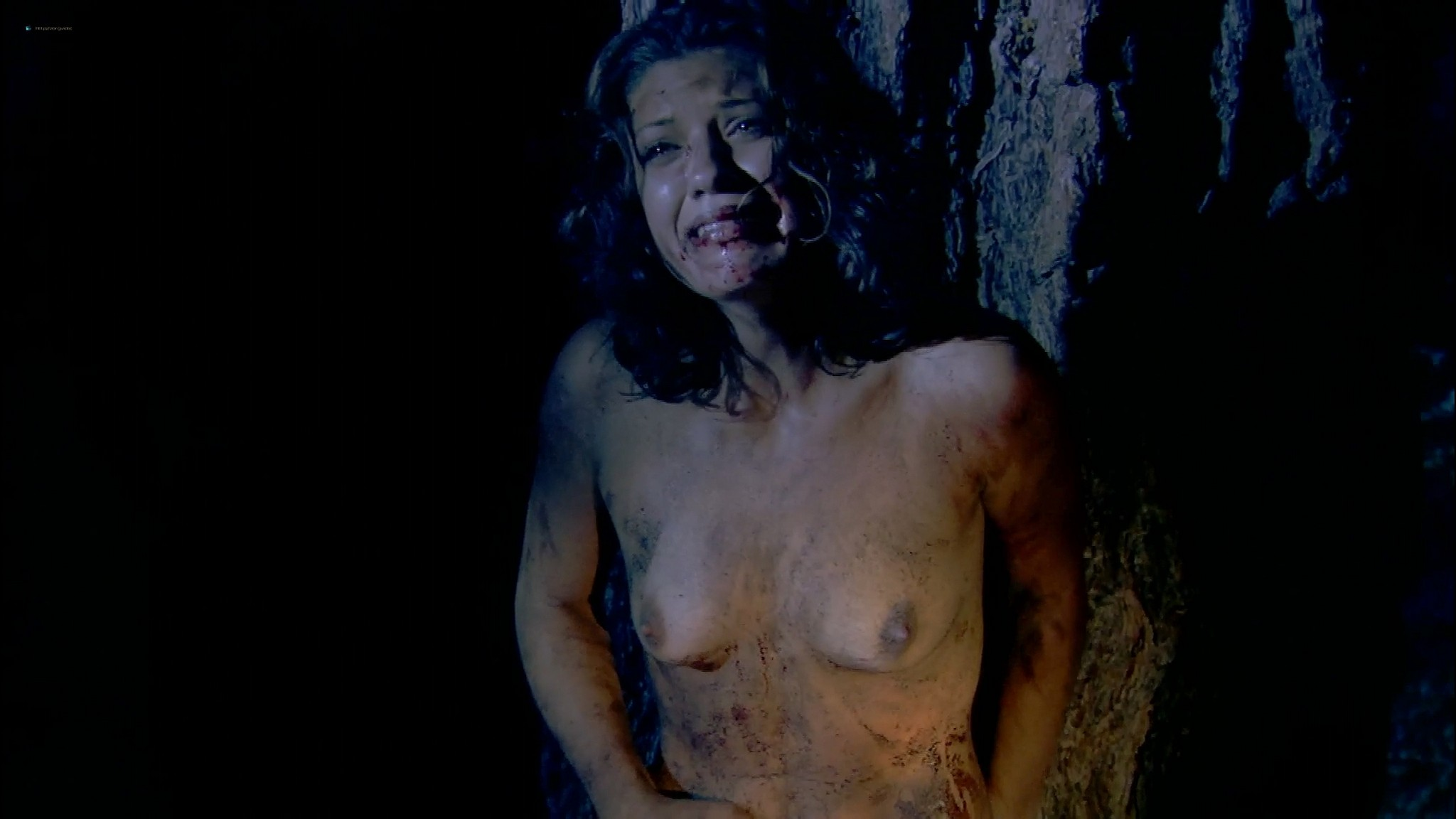 Tiffany Shepis nude Blythe Metz nude too Nightmare Man 2006 1080p Web 15