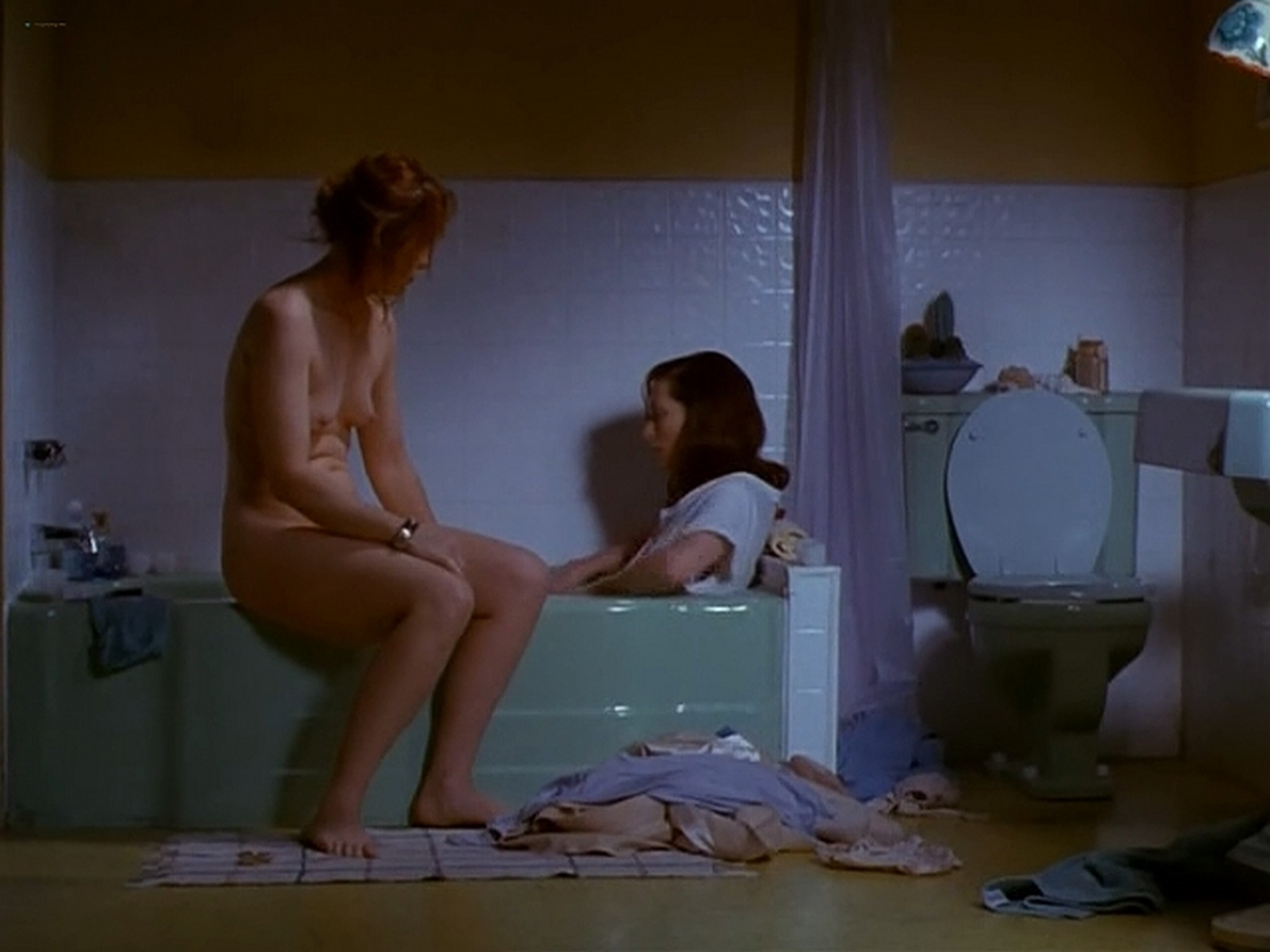 Tilda Swinton naked full frontal others nude sex too Female Perversions 1996 DVDRip 21