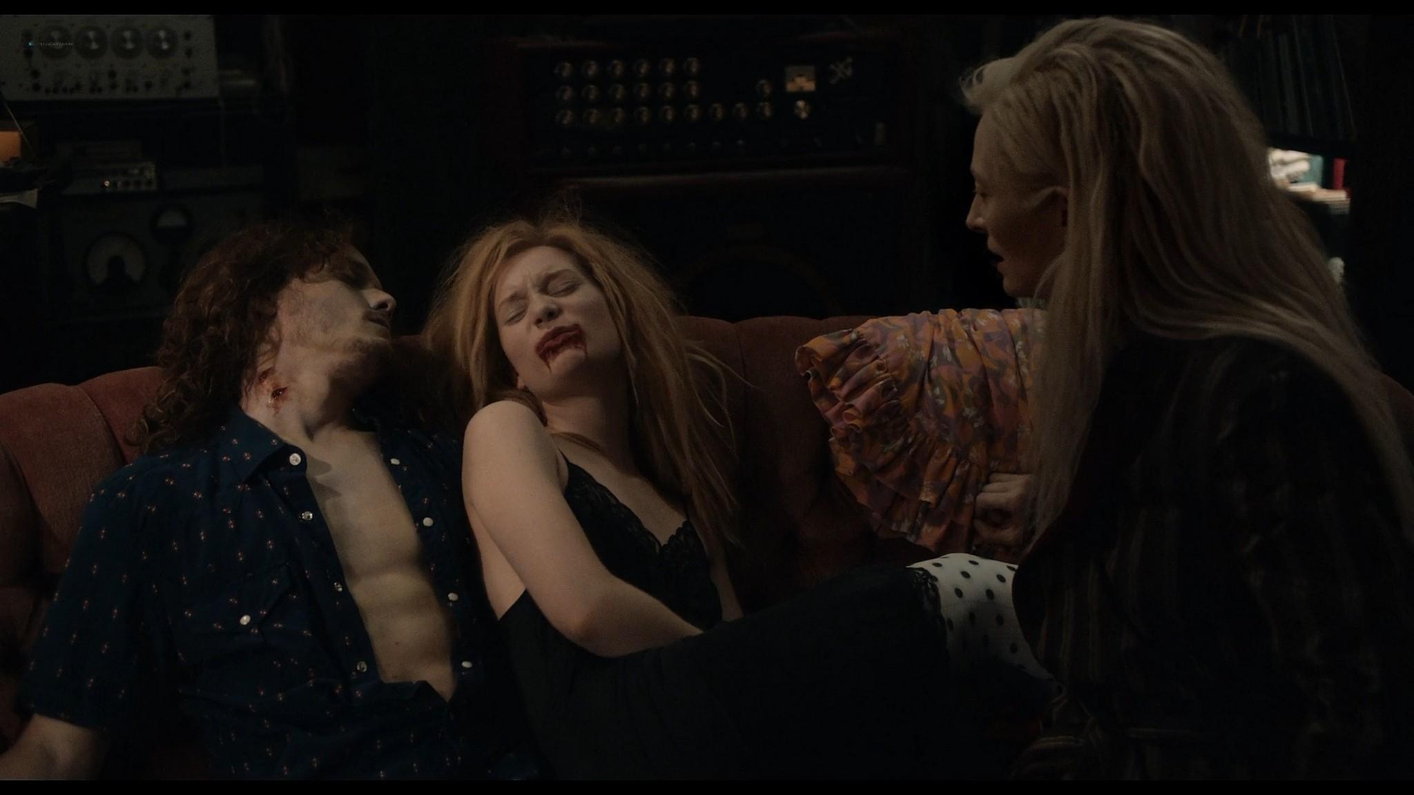 Tilda Swinton nude Mia Wasikowska sexy Only Lovers Left Alive 2013 HD 1080p BluRay 13