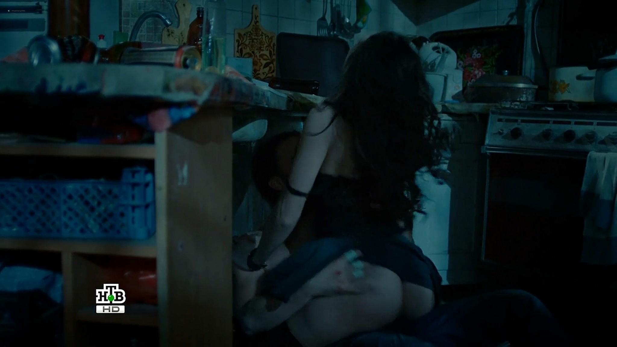 Viktoriya Zabolotnaya nude and hot sex Besstydniki Ru 2017 S1 720p 2