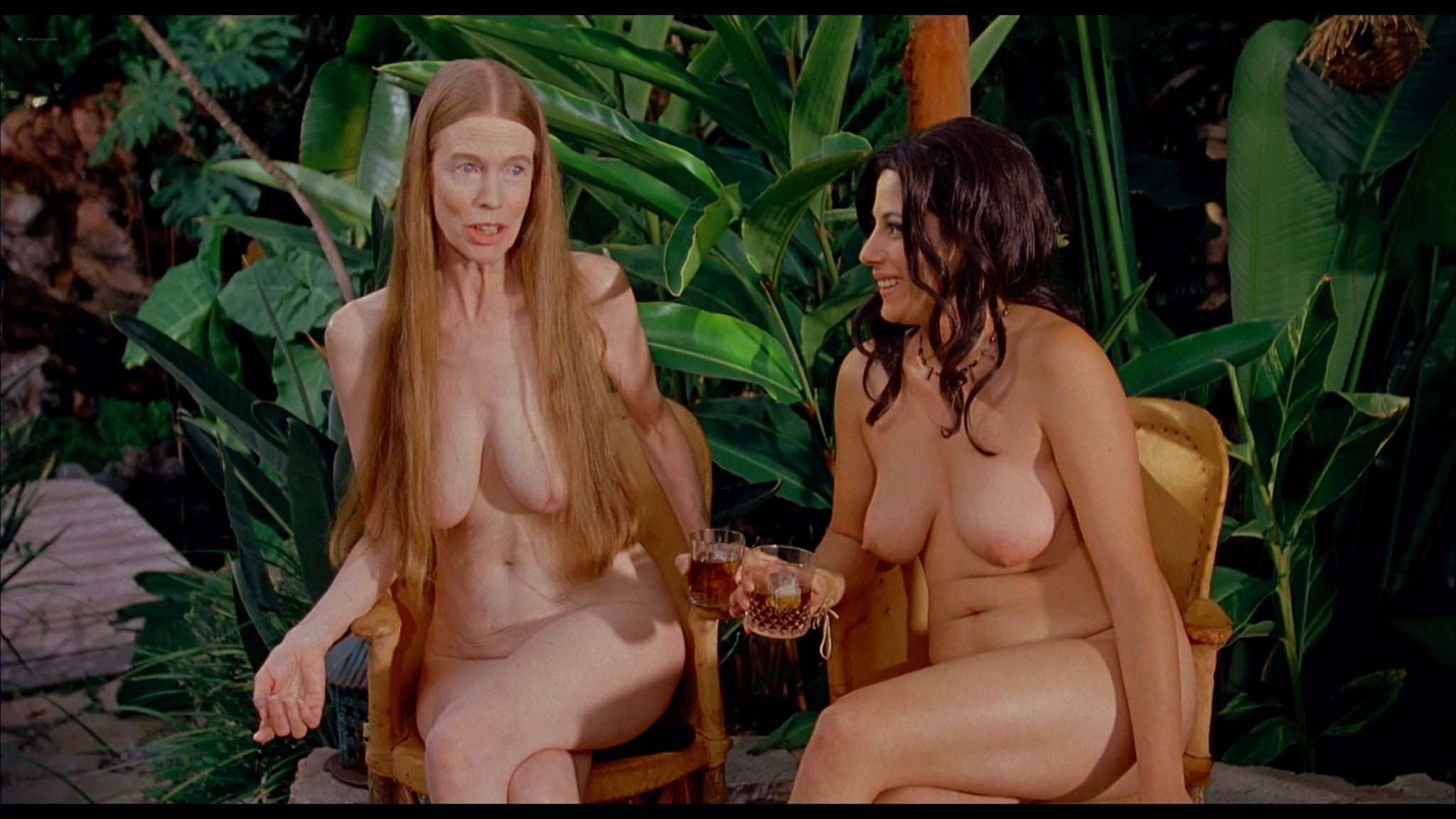 Anna Biller nude bush and sex Bridget Brno and others nude full frontal Viva 2007 1080p BluRay REMUX 8