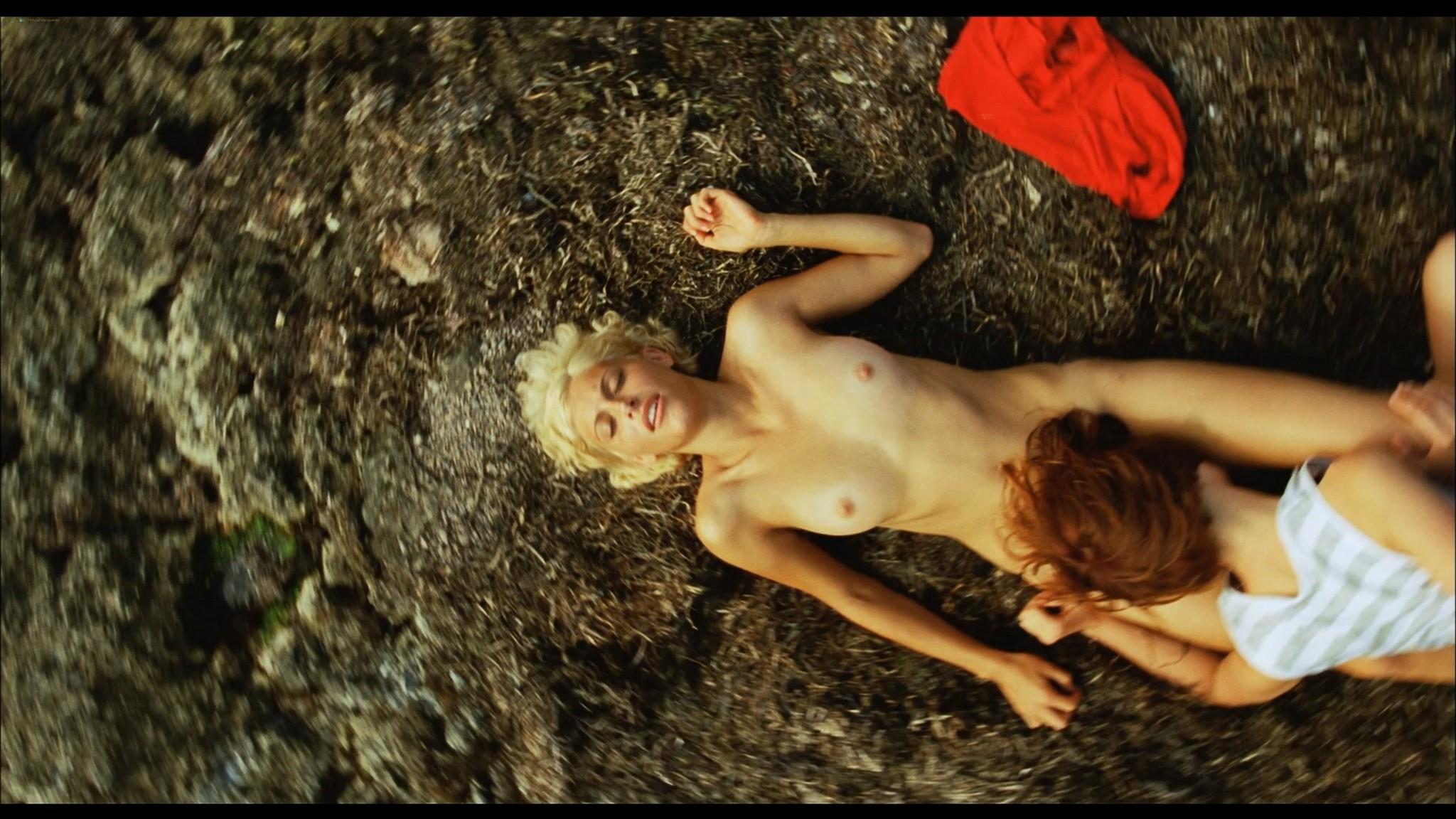 Avalon Barrie nude and Lyudmila Shiryaeva nude full frontal Sappho 2008 HD 1080p BluRay REMUX 12