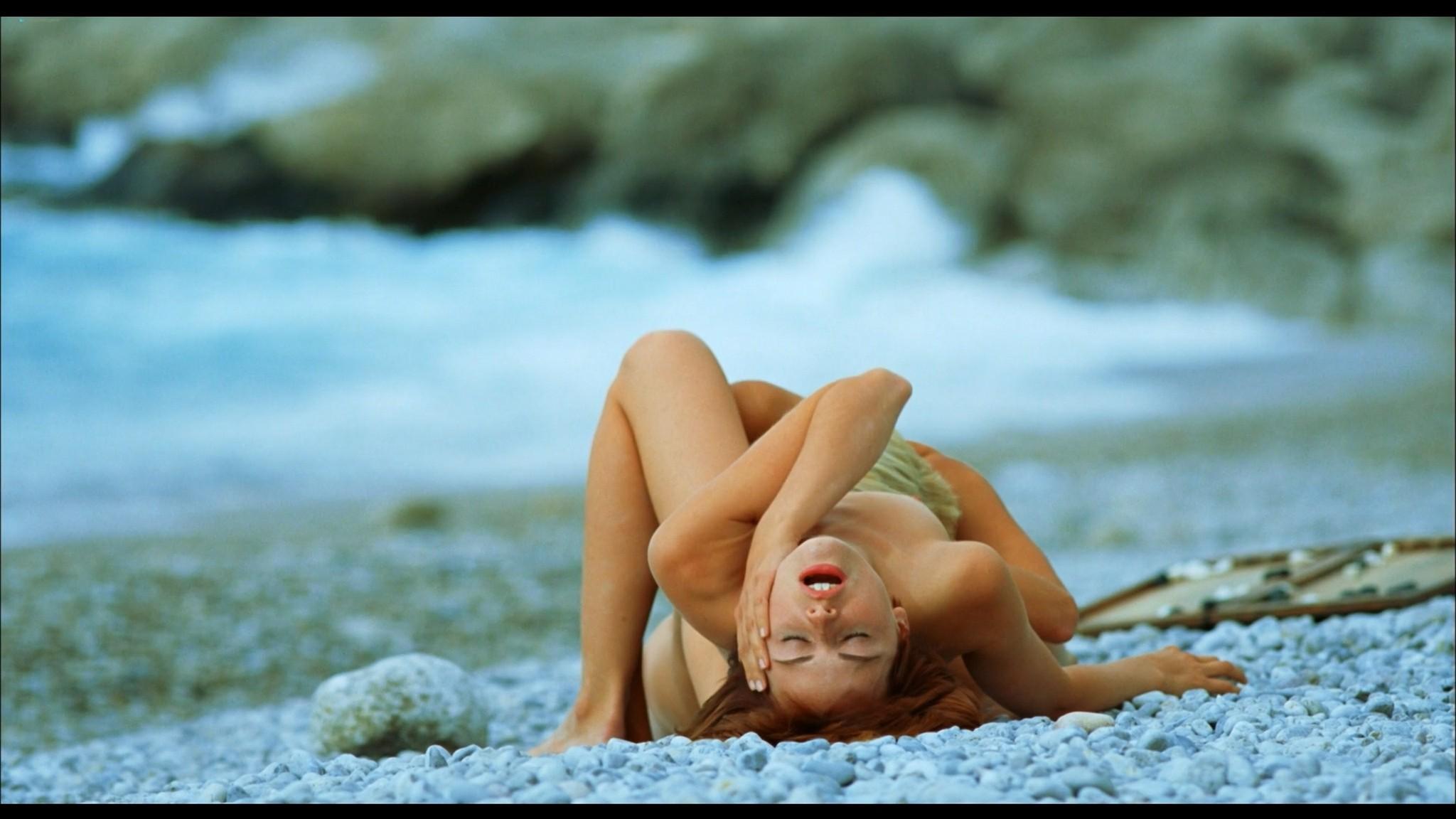 Avalon Barrie nude and Lyudmila Shiryaeva nude full frontal Sappho 2008 HD 1080p BluRay REMUX 16