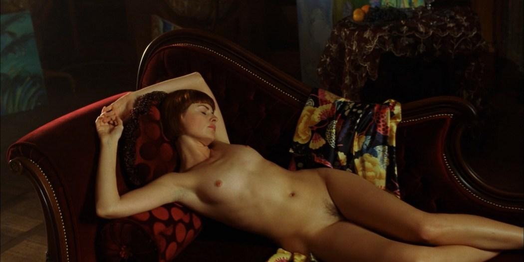 Avalon Barrie nude and Lyudmila Shiryaeva nude full frontal Sappho 2008 HD 1080p BluRay REMUX 22