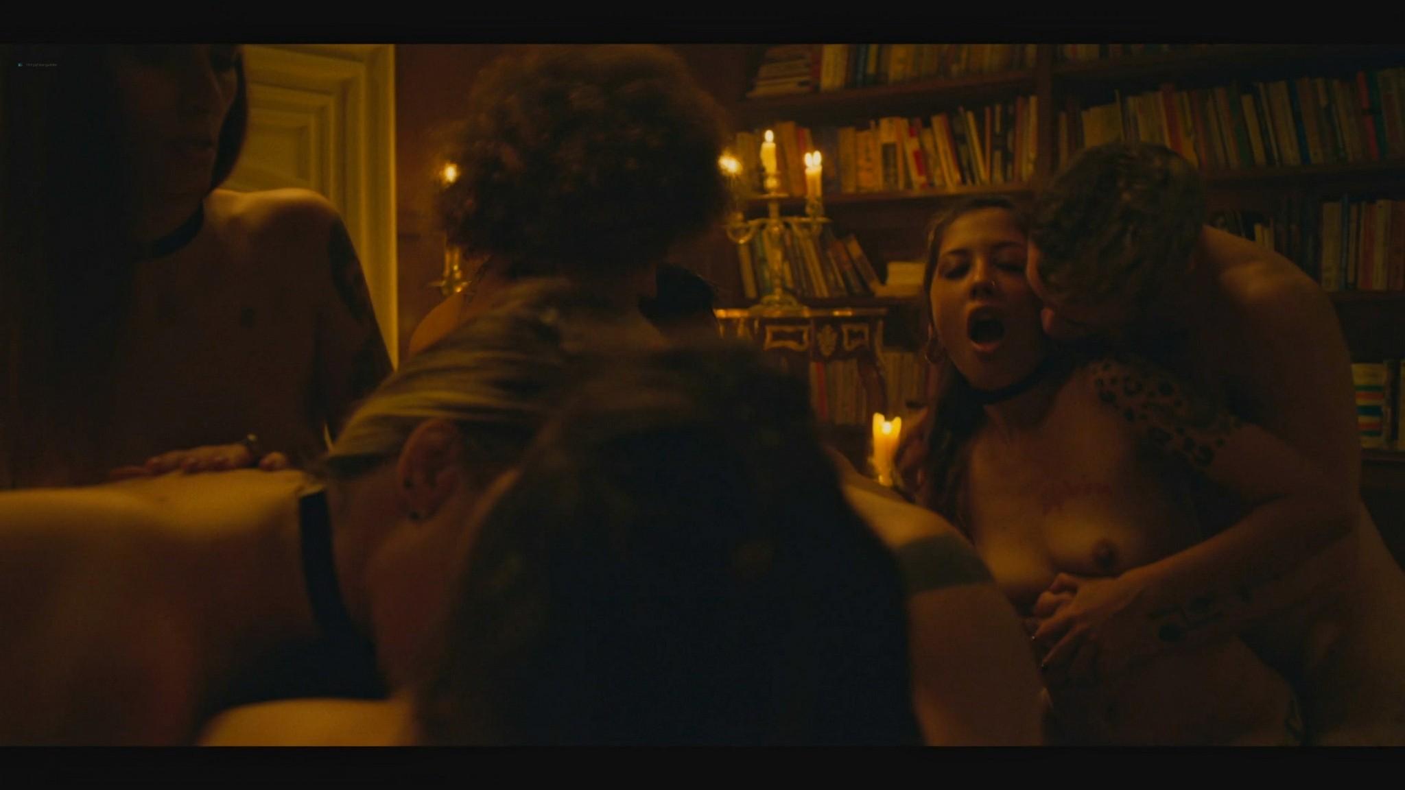 Brunna Martins nude Carolina Ferraz Natalia Lage and others nude orgy and sexy Hard 2021 s3e1 2 1080p Web 16