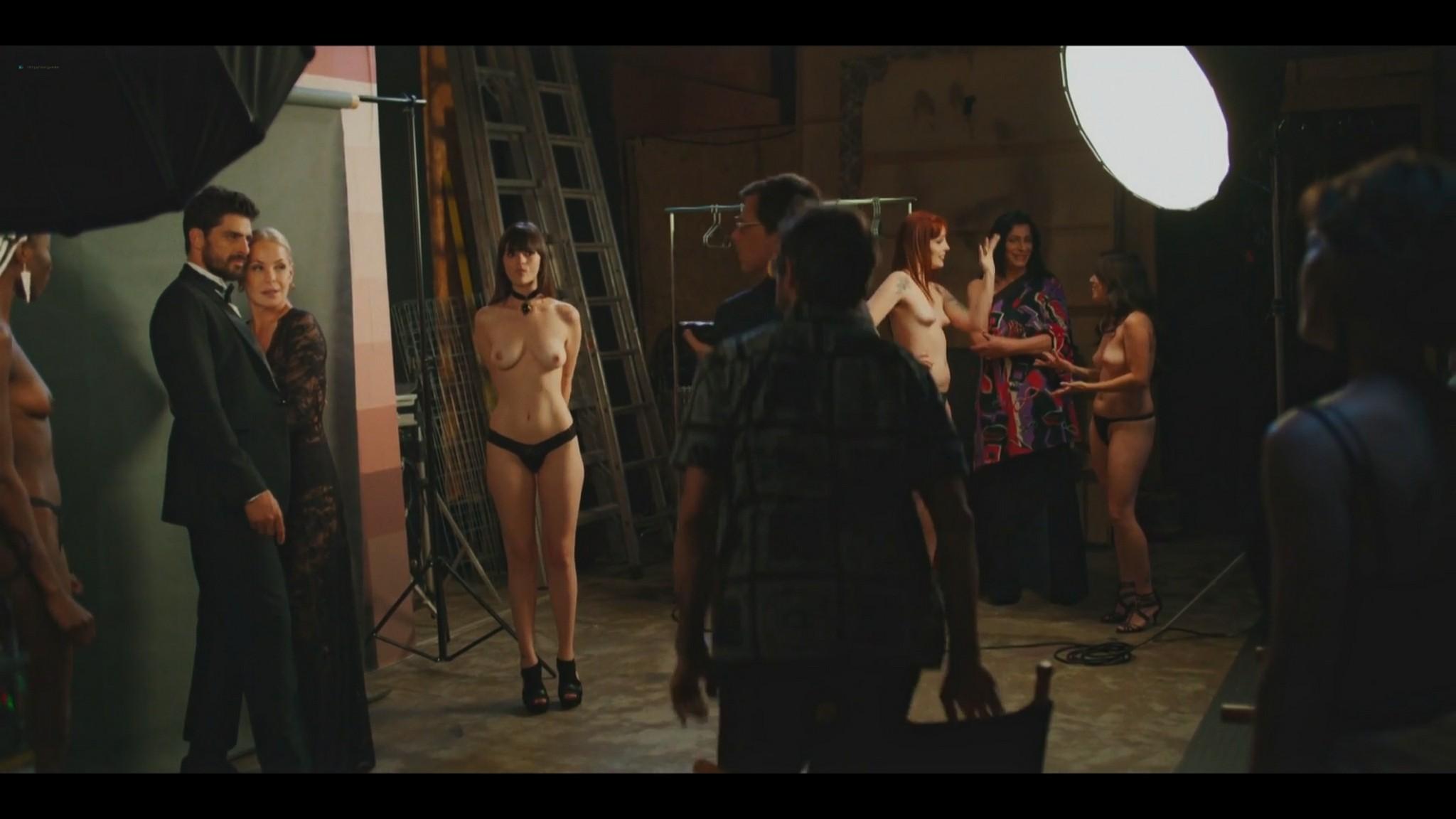 Brunna Martins nude Carolina Ferraz Natalia Lage and others nude orgy and sexy Hard 2021 s3e1 2 1080p Web 2