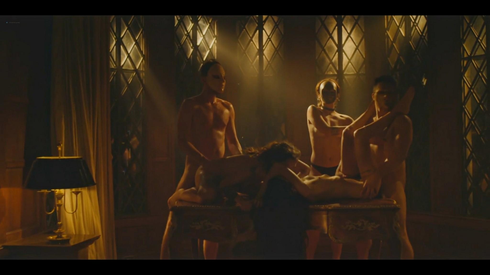 Brunna Martins nude Carolina Ferraz Natalia Lage and others nude orgy and sexy Hard 2021 s3e1 2 1080p Web 7