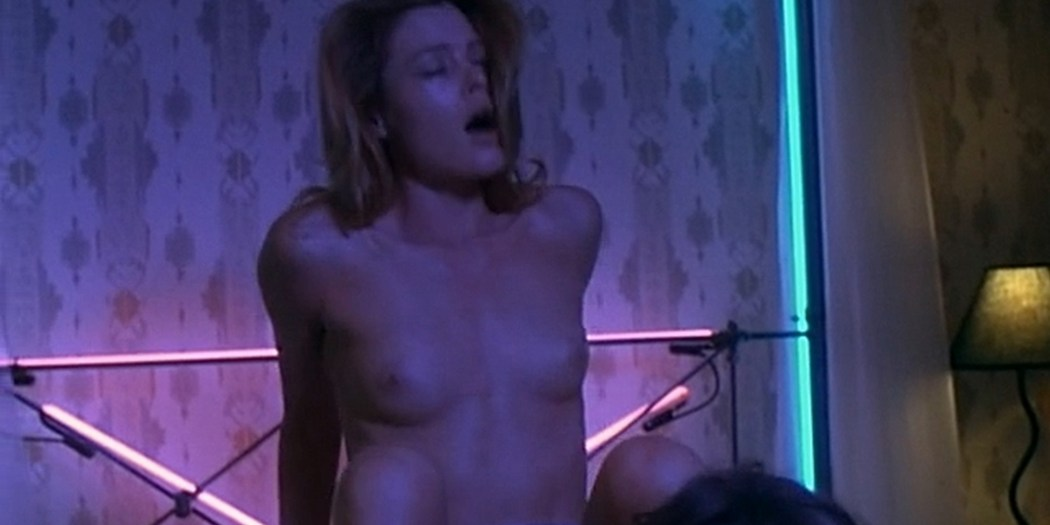 Caitlin Dulany nude sex Class of 1999 II The Substitute 1994 DVDRip 13