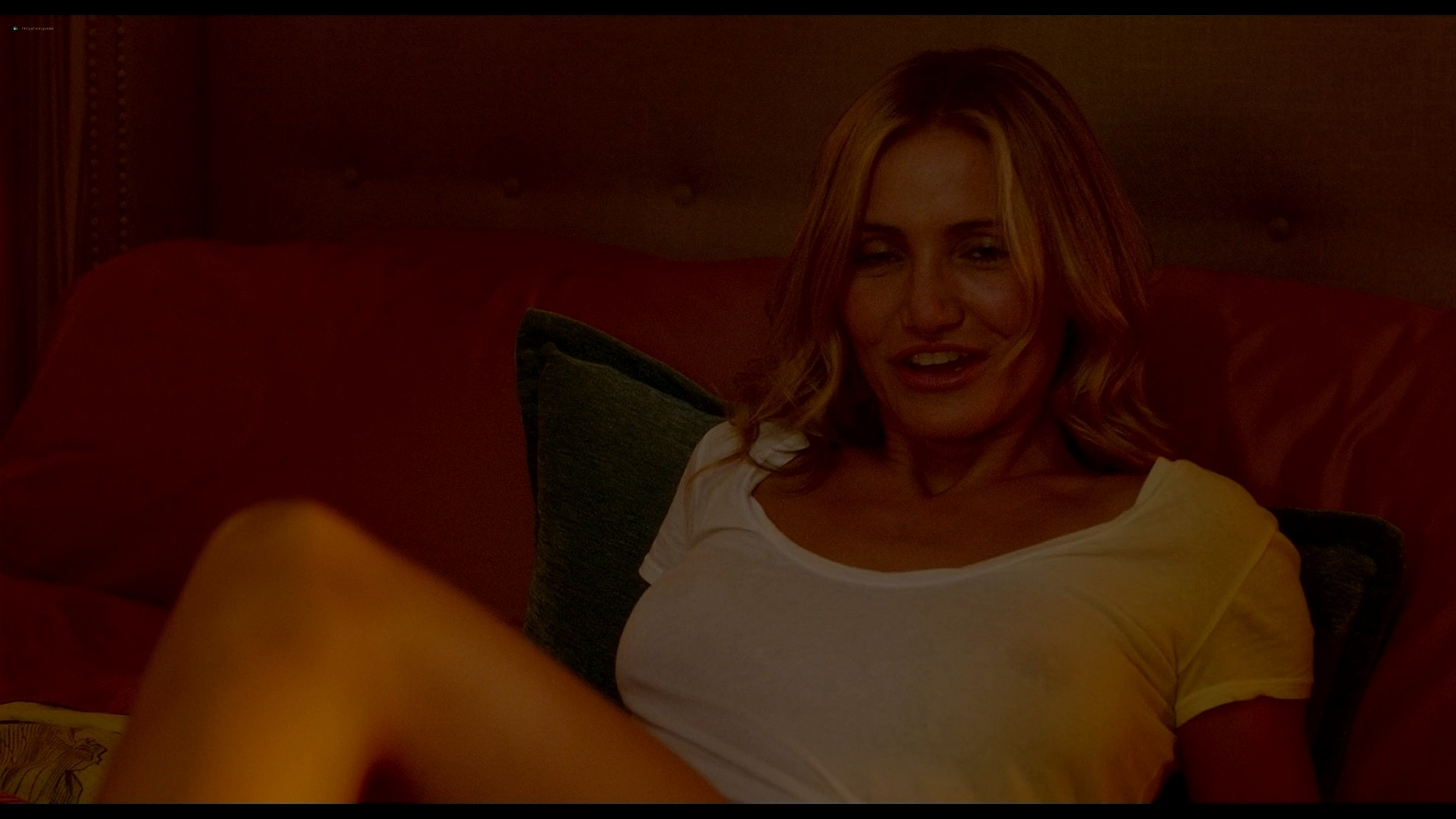 Cameron Diaz nude butt naked and nipple Sex Tape 2014 HD 1080p BluRay 12