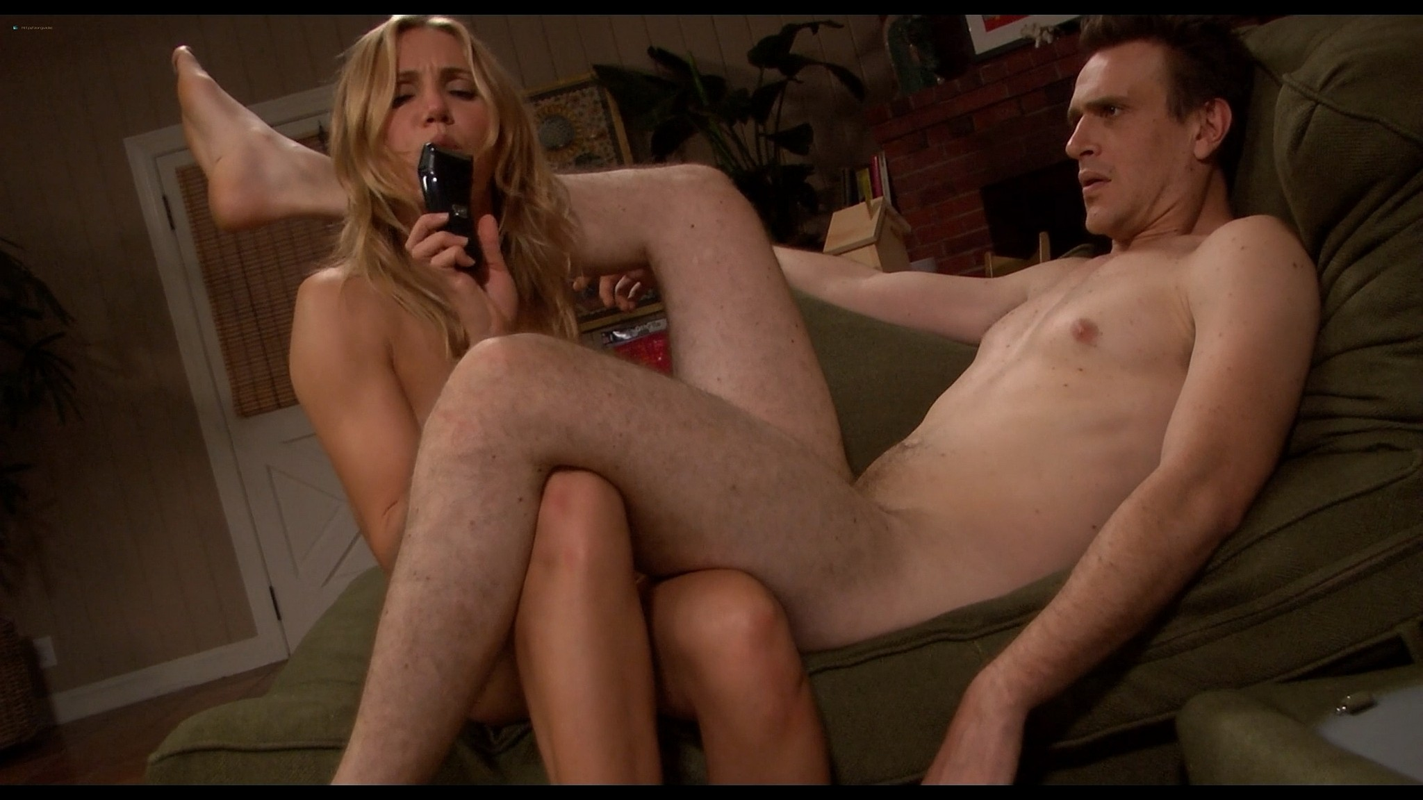 Cameron Diaz nude butt naked and nipple Sex Tape 2014 HD 1080p BluRay 17