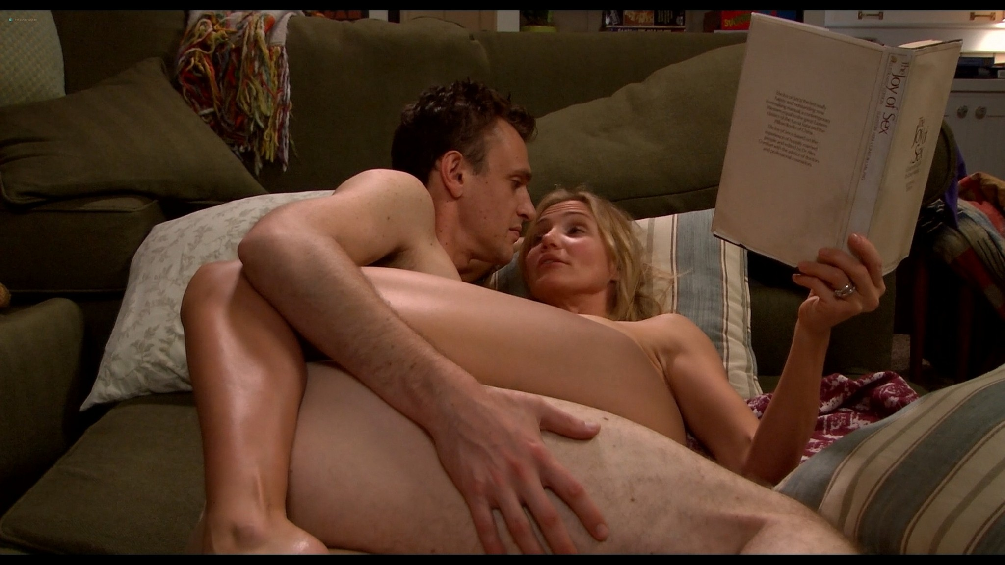 Cameron Diaz nude butt naked and nipple Sex Tape 2014 HD 1080p BluRay 18