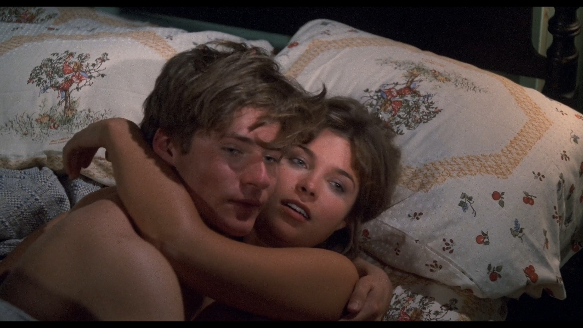 Camilla More nude Barbara Howard and others nude too Friday the 13th Part IV 1984 1080p BluRay 11
