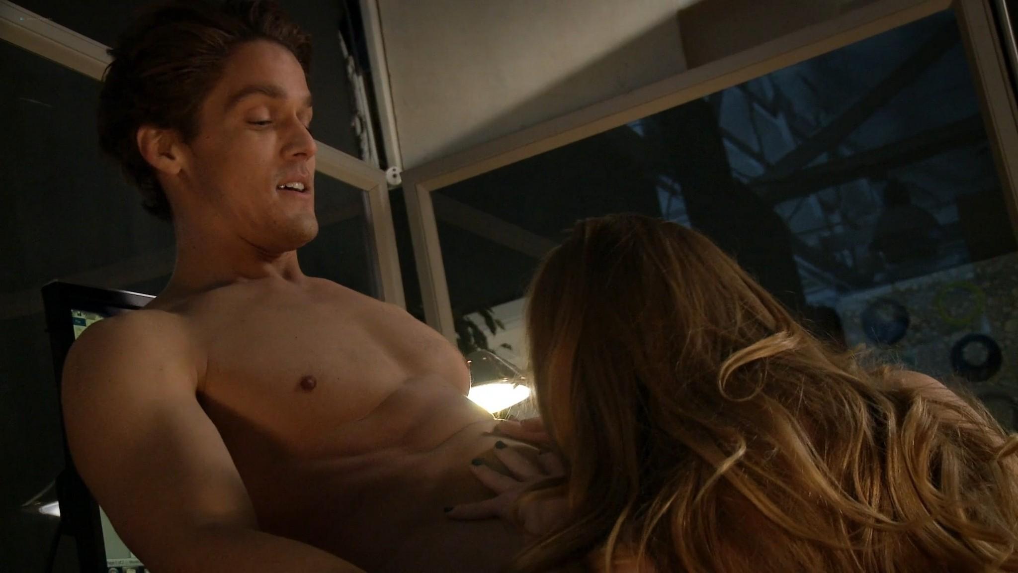 Carter Cruise nude lot of sex Kira Noir Sarah Hunter nude sex too Deadly Pickup 2016 1080p Web 14