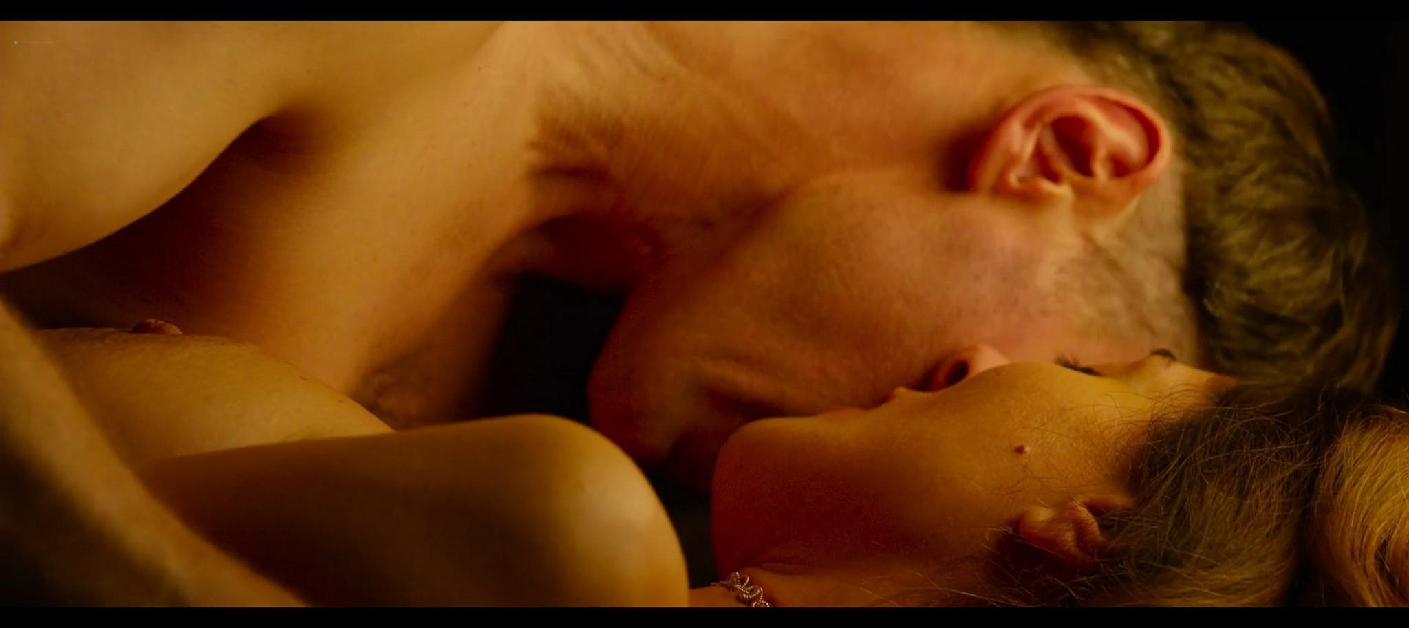 Caterina Murino nude bush butt and some sex Her Secret Life FR 2017 1080p Web 4