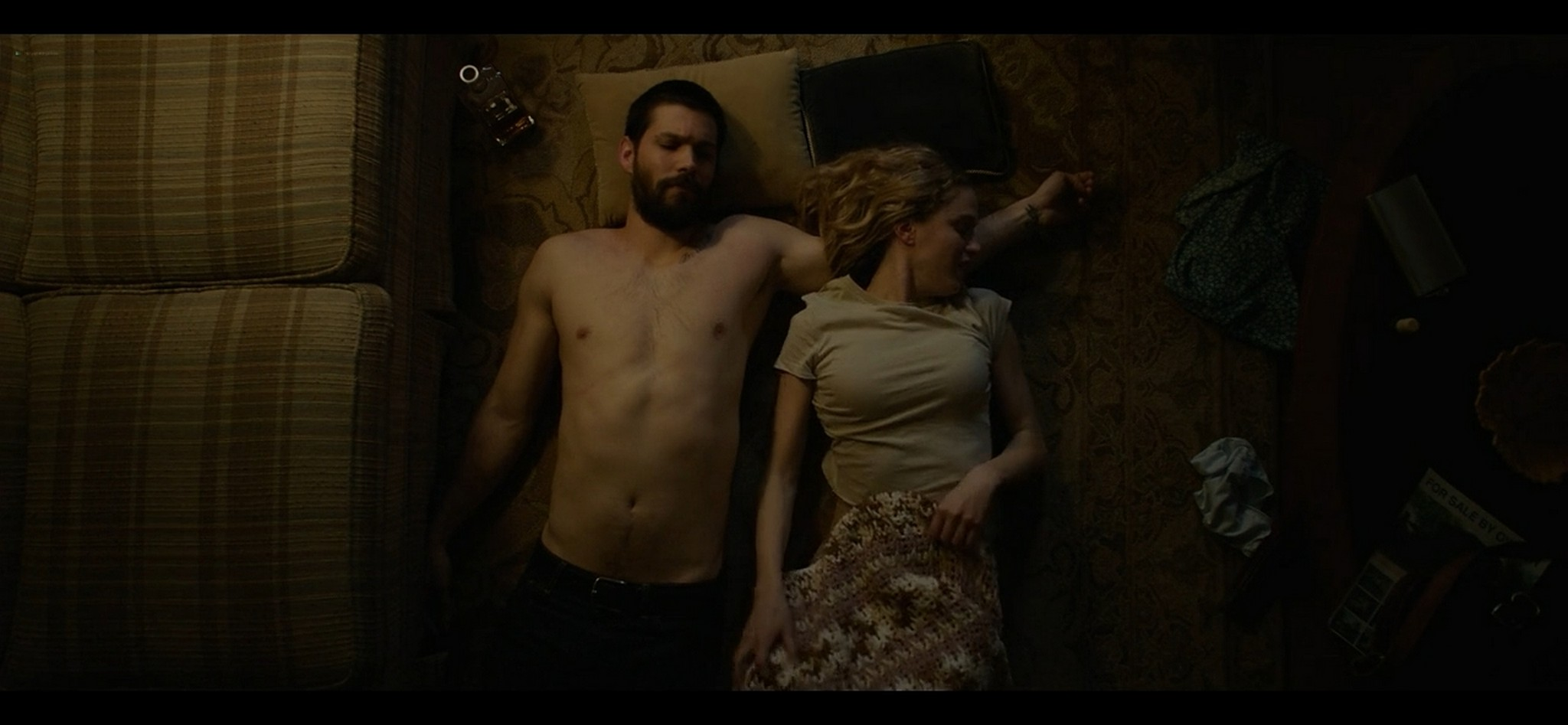Dana Drori nude topless and sex Into the Dark Tentacles s2e11 720p 3