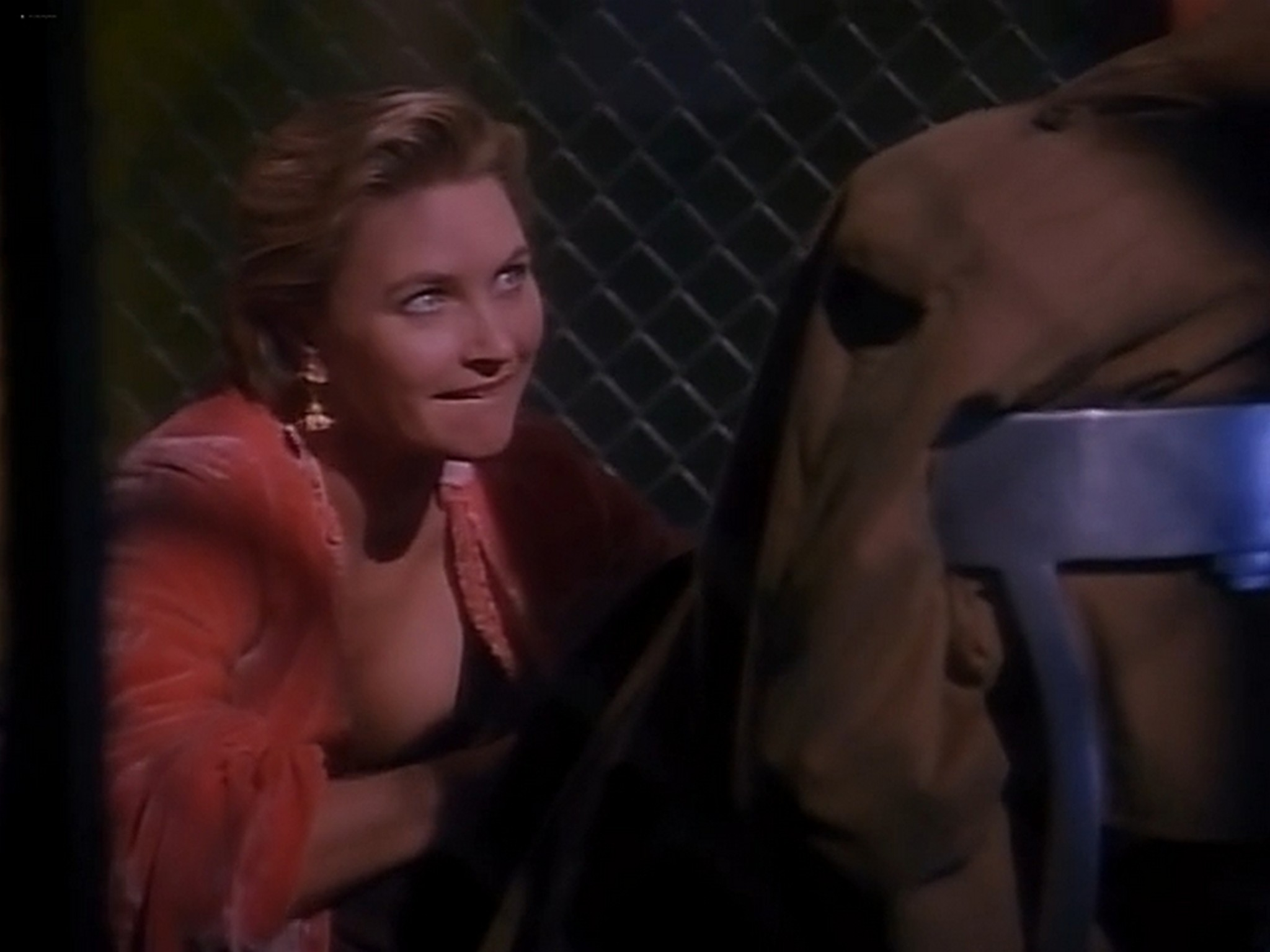 Denise Crosby nude and sex Red Shoe Diaries You Have the Right to Remain Silent 1992 DVDRip 6