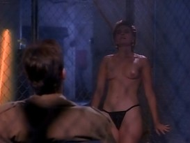 Denise Crosby nude and sex - Red Shoe Diaries - You Have the Right to Remain Silent (1992) DVDRip