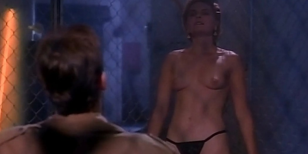 Denise Crosby nude and sex Red Shoe Diaries You Have the Right to Remain Silent 1992 DVDRip 9