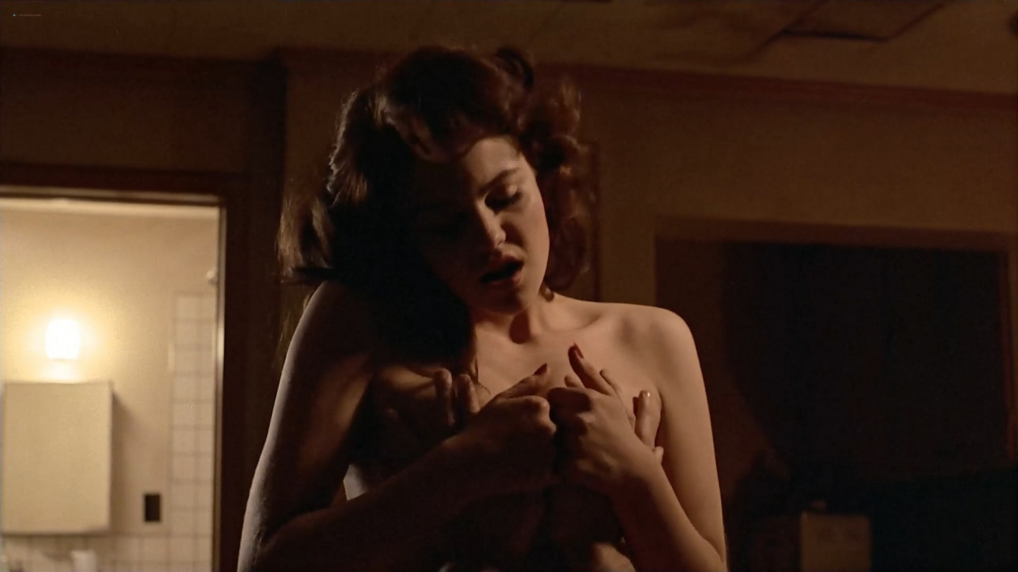 Diane Lane nude sex Suzy Amis sex Viki Matthews sexy The Big Town 1987 1080p Web 17