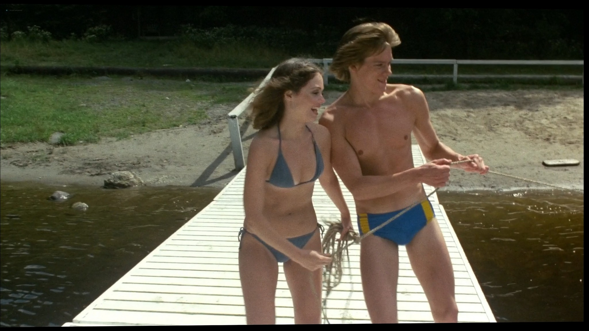 Jeannine Taylor nude topless and sex Friday the 13th 1980 1080p BluRay