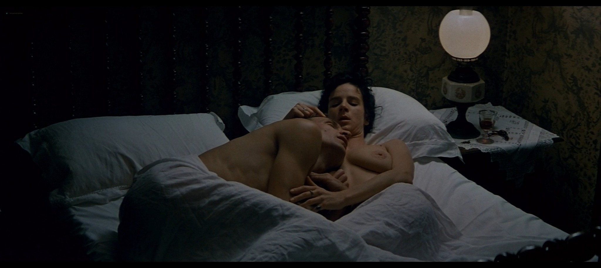 Kate Winslet nude bush and topless and Rachel Griffiths nude topless Jude 1996 1080p Web 5