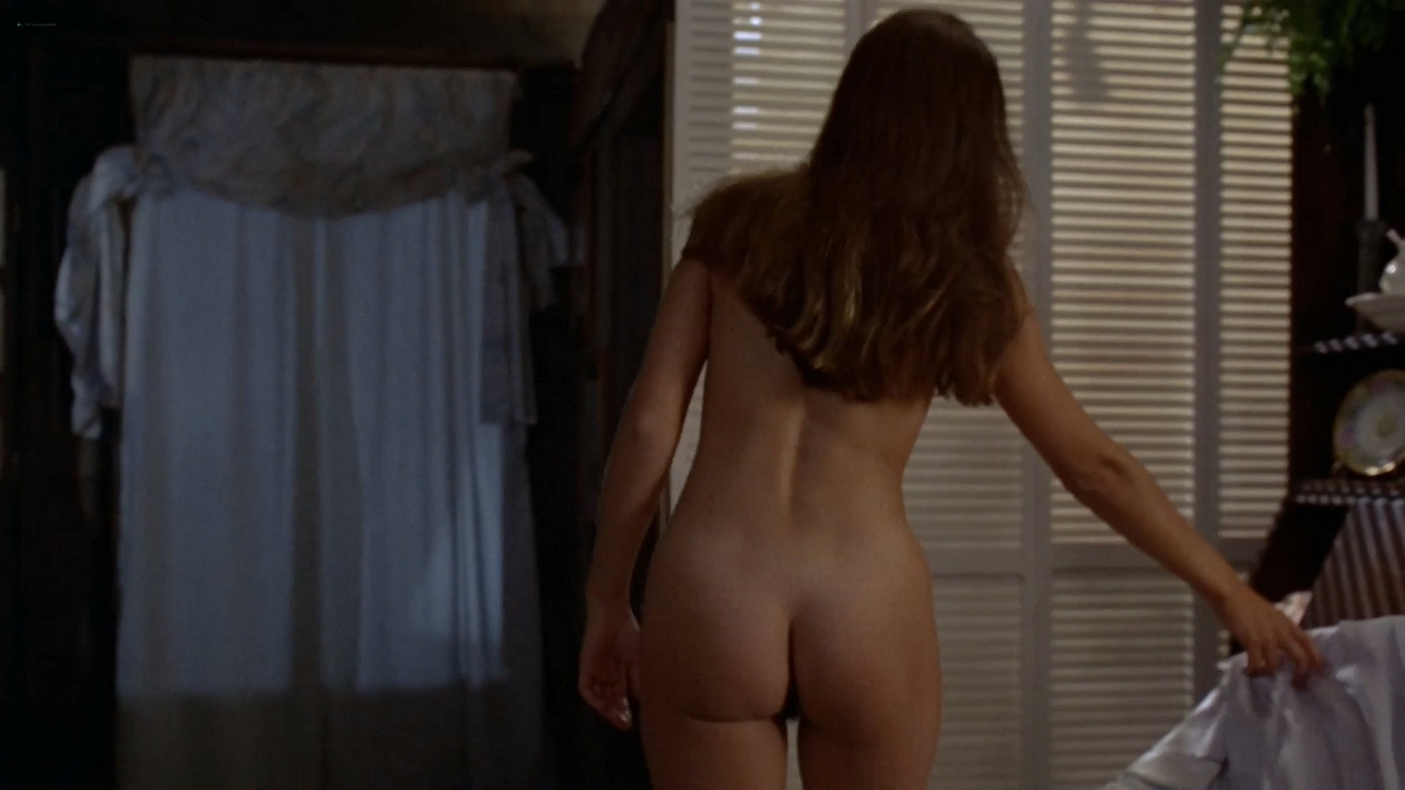 Katherine Barrese nude bush topless and hot sex Jezebels Kiss 1990 1080p Web 14