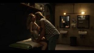 Kelli Berglund nude side boob in brief but hot sex scene- Heels (2021) s1e1 UHD 2160p