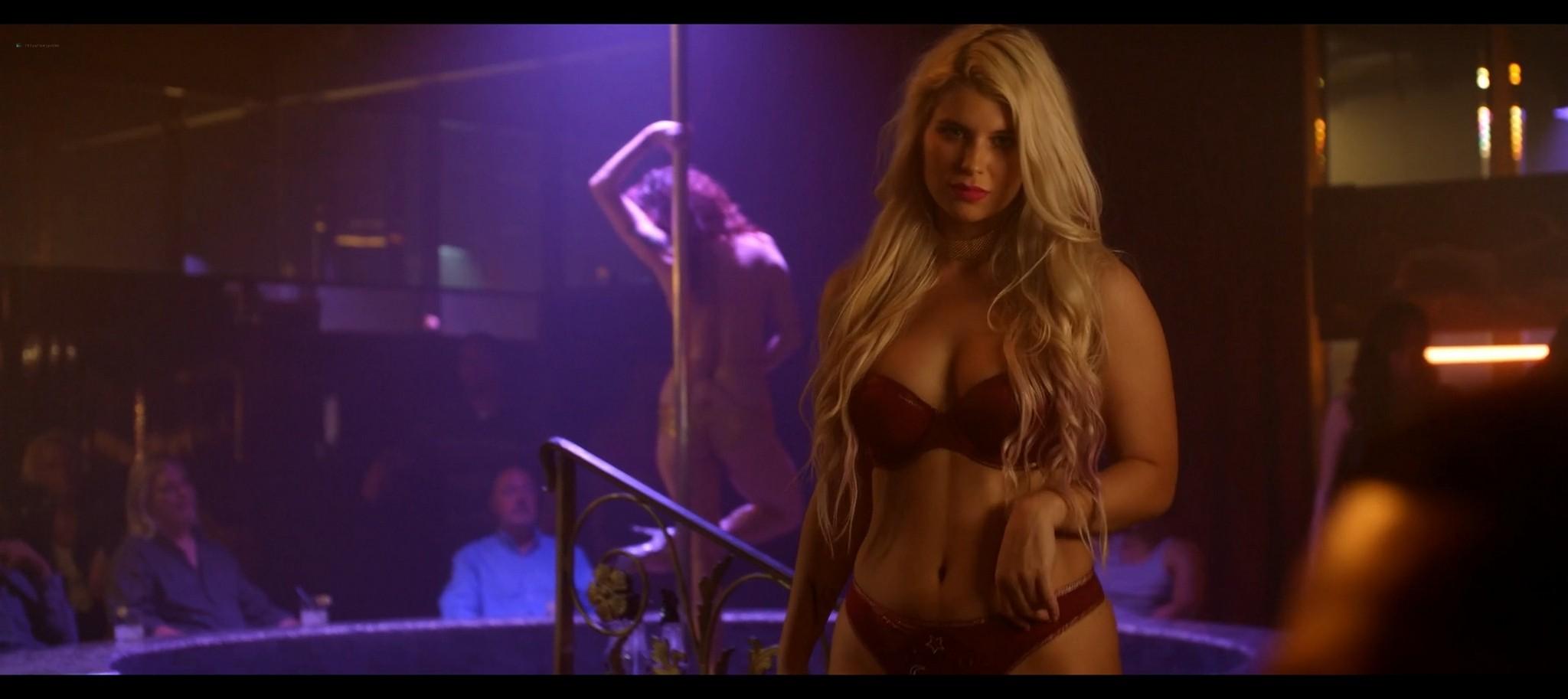 Kenzie Dalton hot Drue Knapp Ava Locklear sexy A Dark Foe 2021 1080p Web
