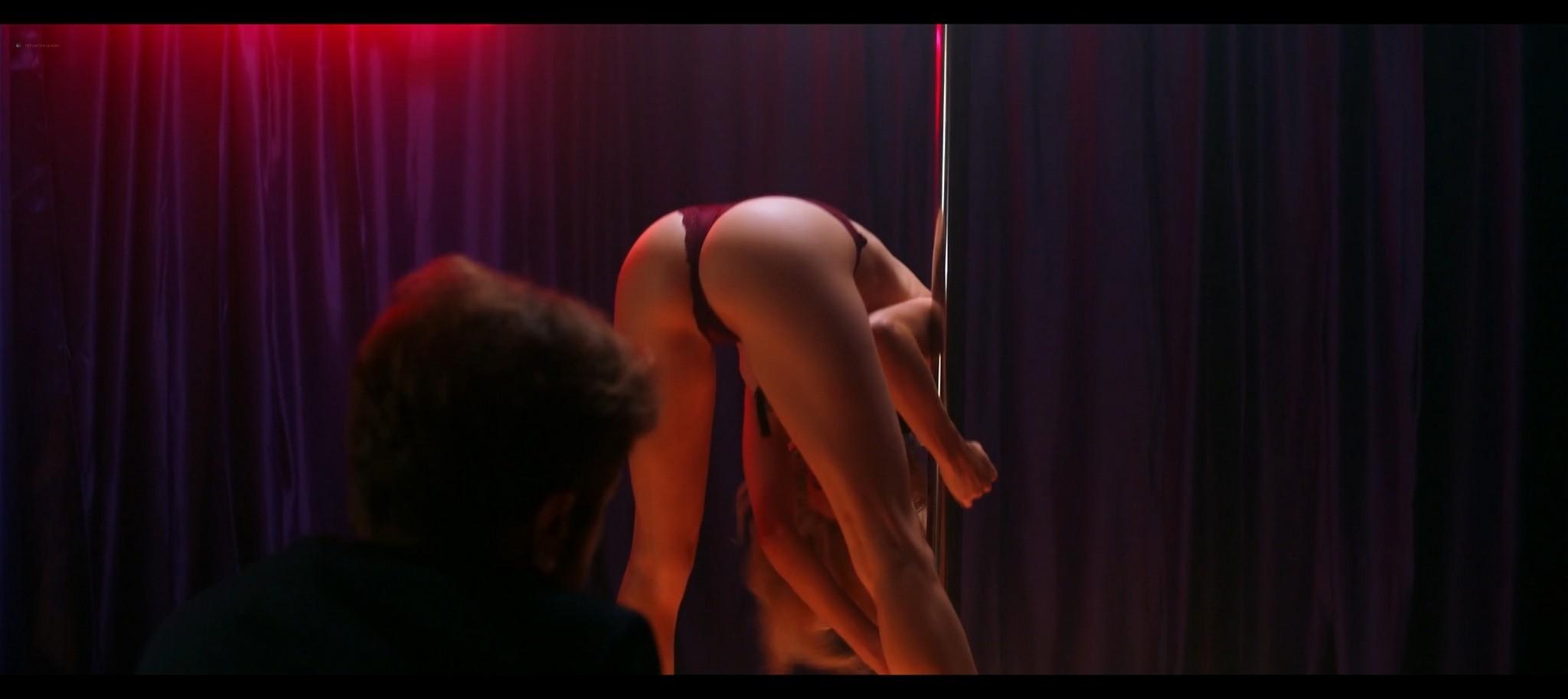 Kenzie Dalton hot Drue Knapp Ava Locklear sexy A Dark Foe 2021 1080p Web 17