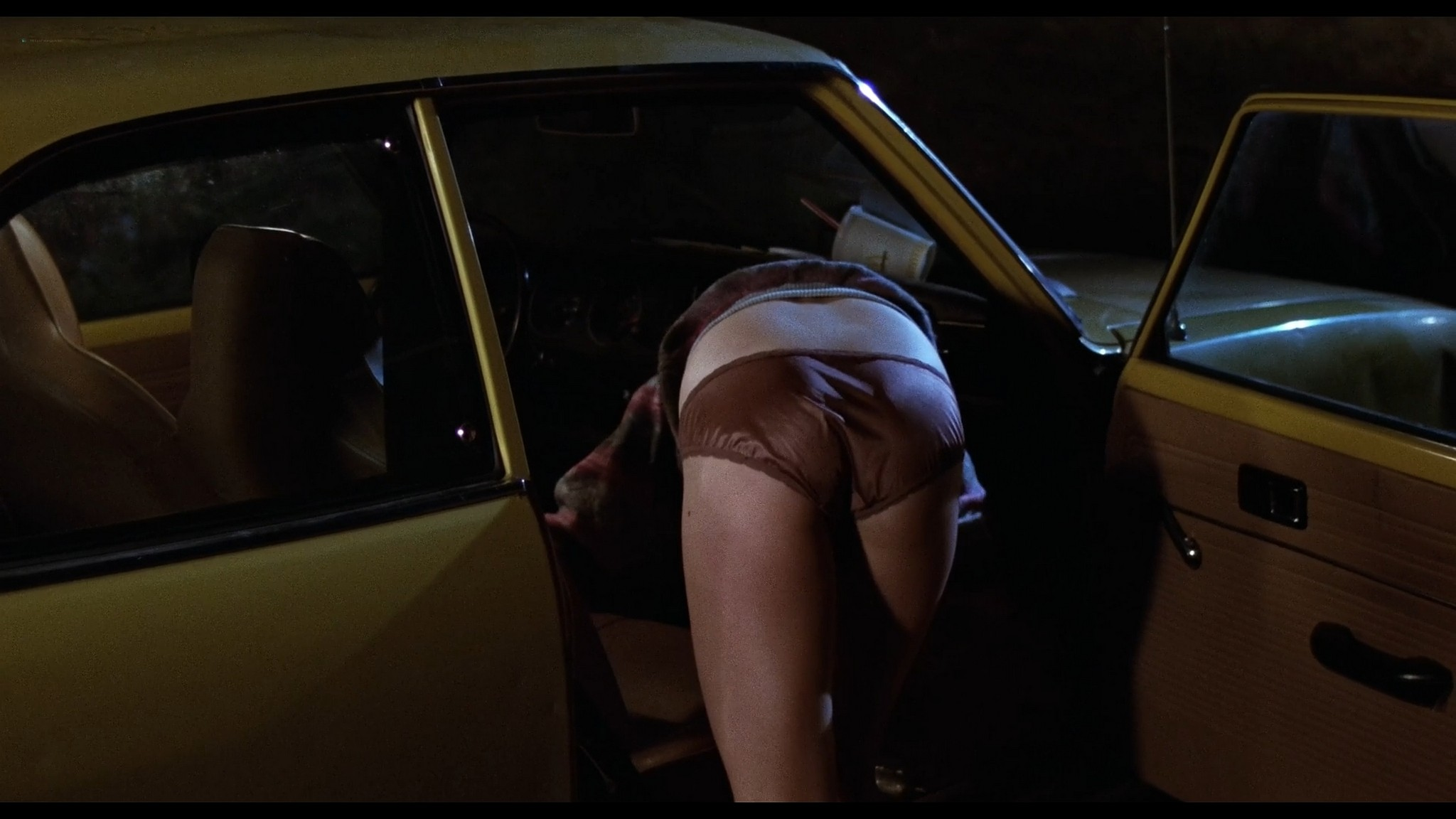 Kirsten Baker nude full frontal Amy Steel and others sexy Friday the 13th Part 2 1981 1080p BluRay 14