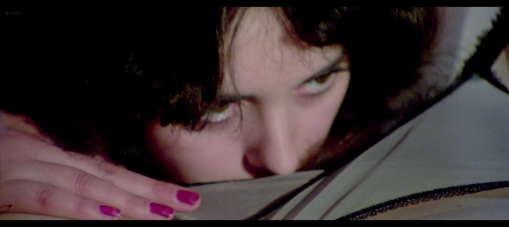 Lina Romay nude explicit and sex Evelyne Scott Monica Swinn nude full frontal Shining Sex 1976 1080p BluRay 12