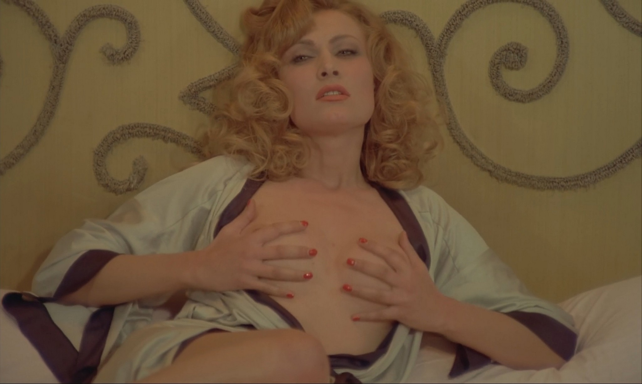 Malisa Longo nude full frontal Patrizia Gori and others nude too Helga la louve de Stilberg 1978 1080p BluRay 15