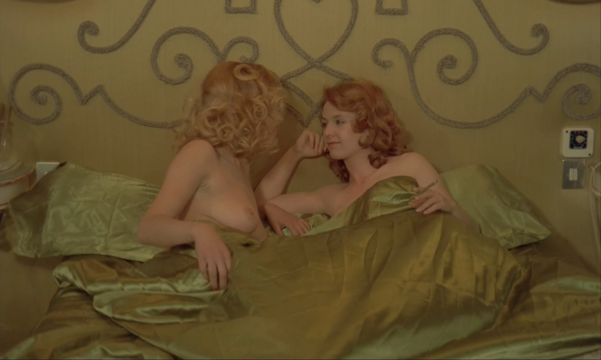 Malisa Longo nude full frontal Patrizia Gori and others nude too Helga la louve de Stilberg 1978 1080p BluRay 16