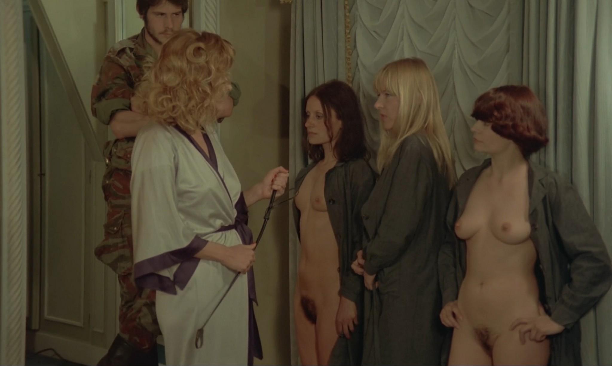 Malisa Longo nude full frontal Patrizia Gori and others nude too Helga la louve de Stilberg 1978 1080p BluRay 9