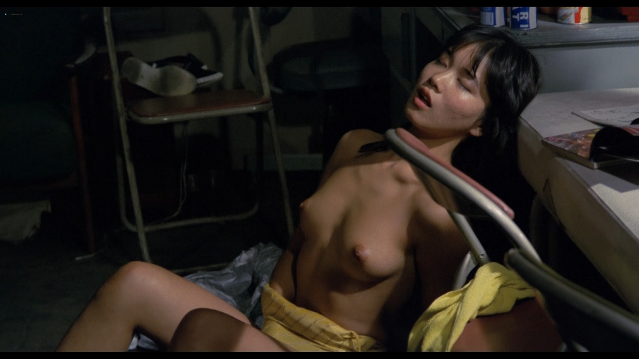 Natsuko Yamamoto nude Kaoru Oda nude lot of sex Beautiful Wrestlers Down for the Count JP 1984 1080p BluRay REMUX 10