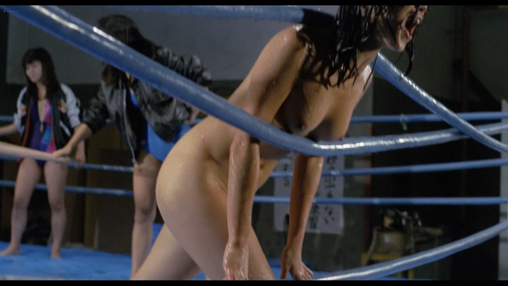 Natsuko Yamamoto nude Kaoru Oda nude lot of sex Beautiful Wrestlers Down for the Count JP 1984 1080p BluRay REMUX 2