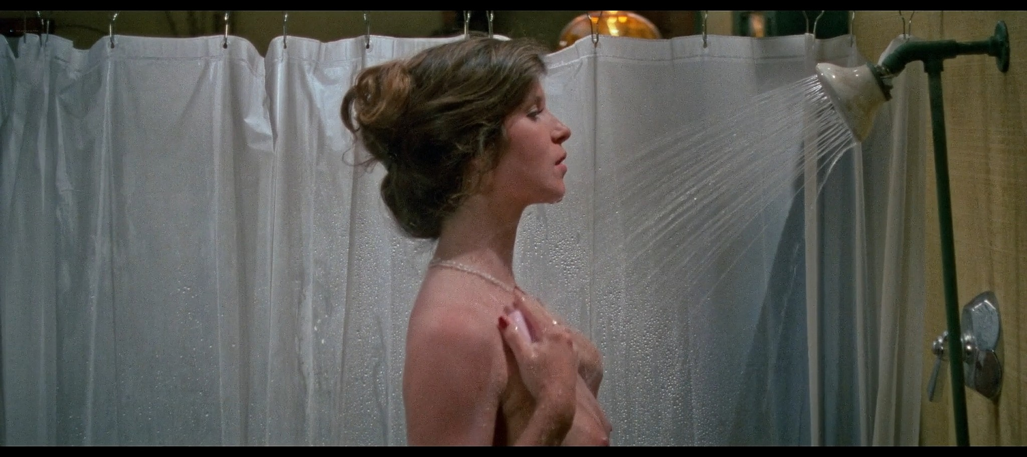 Tracie Savage nude in the shower Friday the 13th Part 3 1982 BluRay 7
