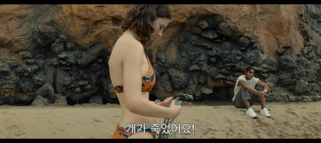 Abbey Lee hot Thomasin McKenzie Vicky Krieps and others sexy Old 2021 1080p Web 12
