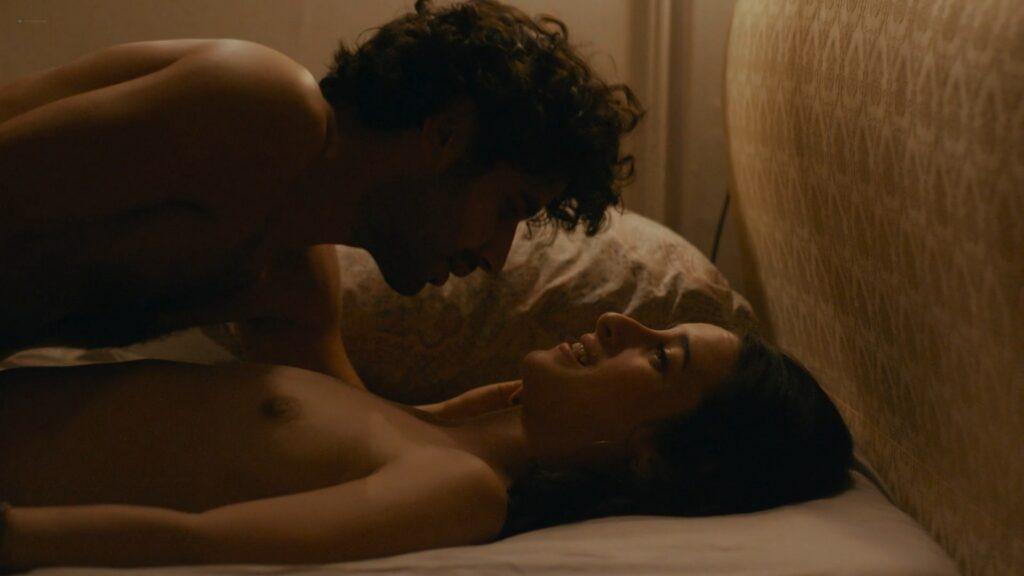 Agnes Hurstel nude sex Marie Papillon seexy Jeune et Golri FR 2021 S1 1080p Web 16